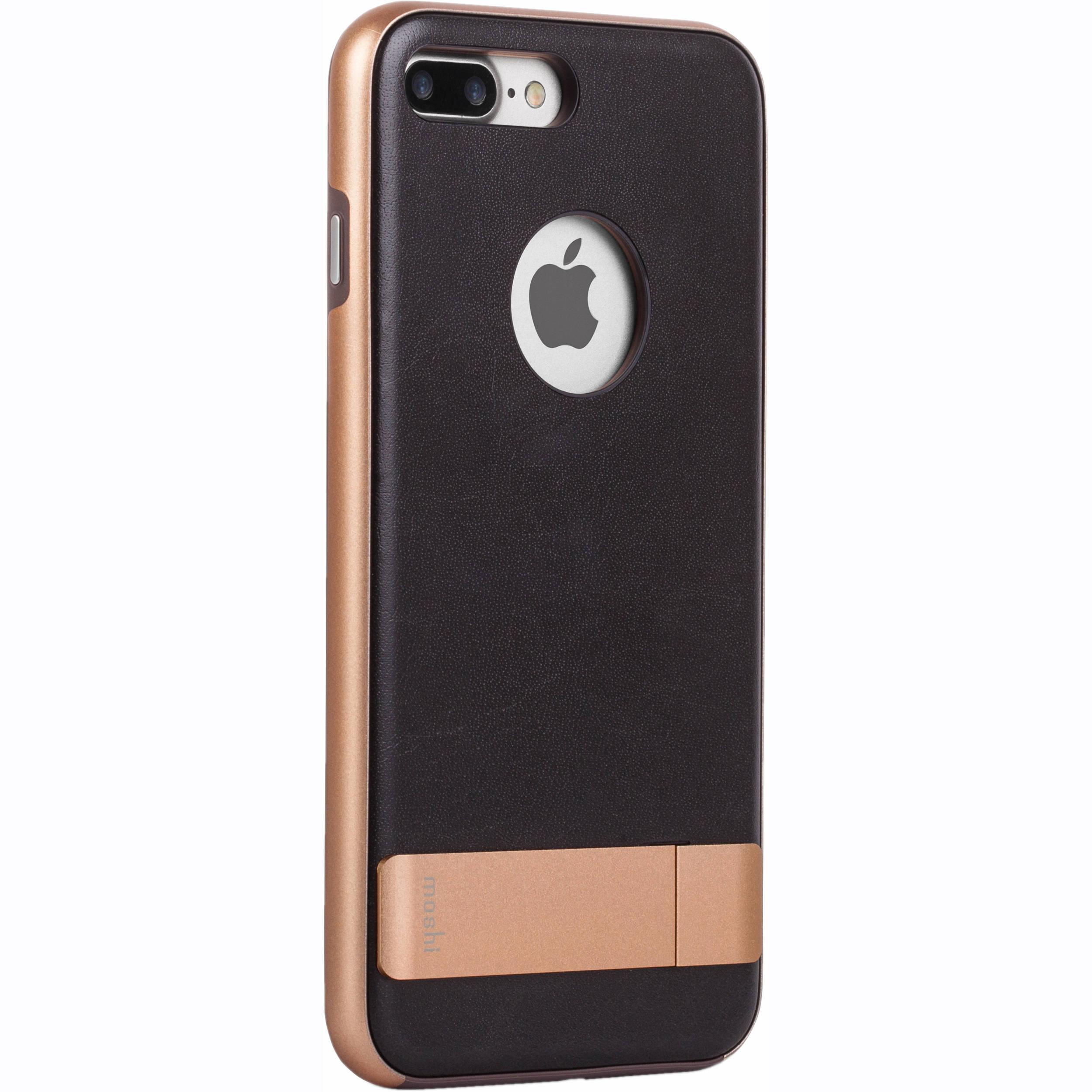 promo code 2b91c 5c18c Moshi Kameleon Case for iPhone 7 Plus (Imperial Black)