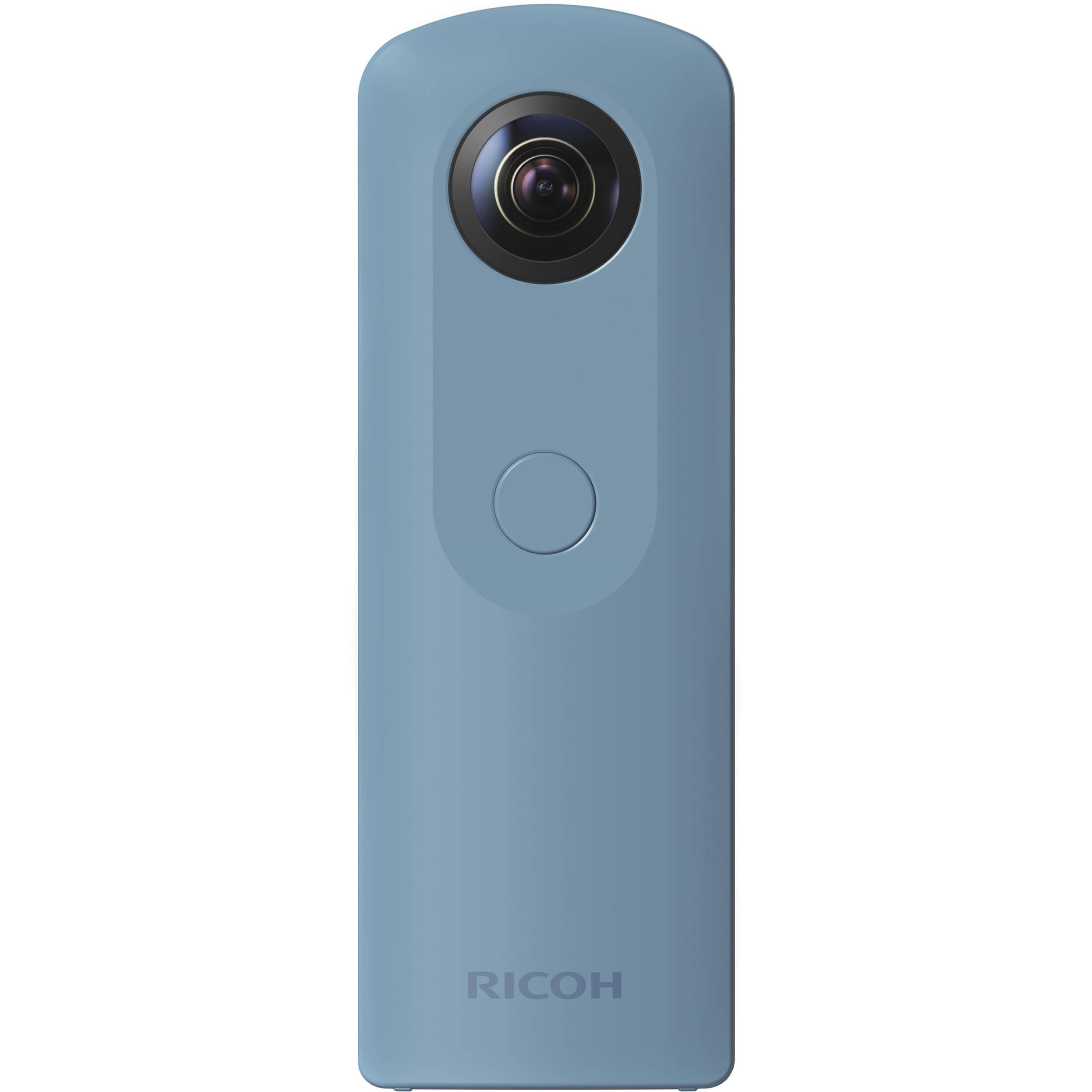 Ricoh Theta SC Spherical Camera (Blue)