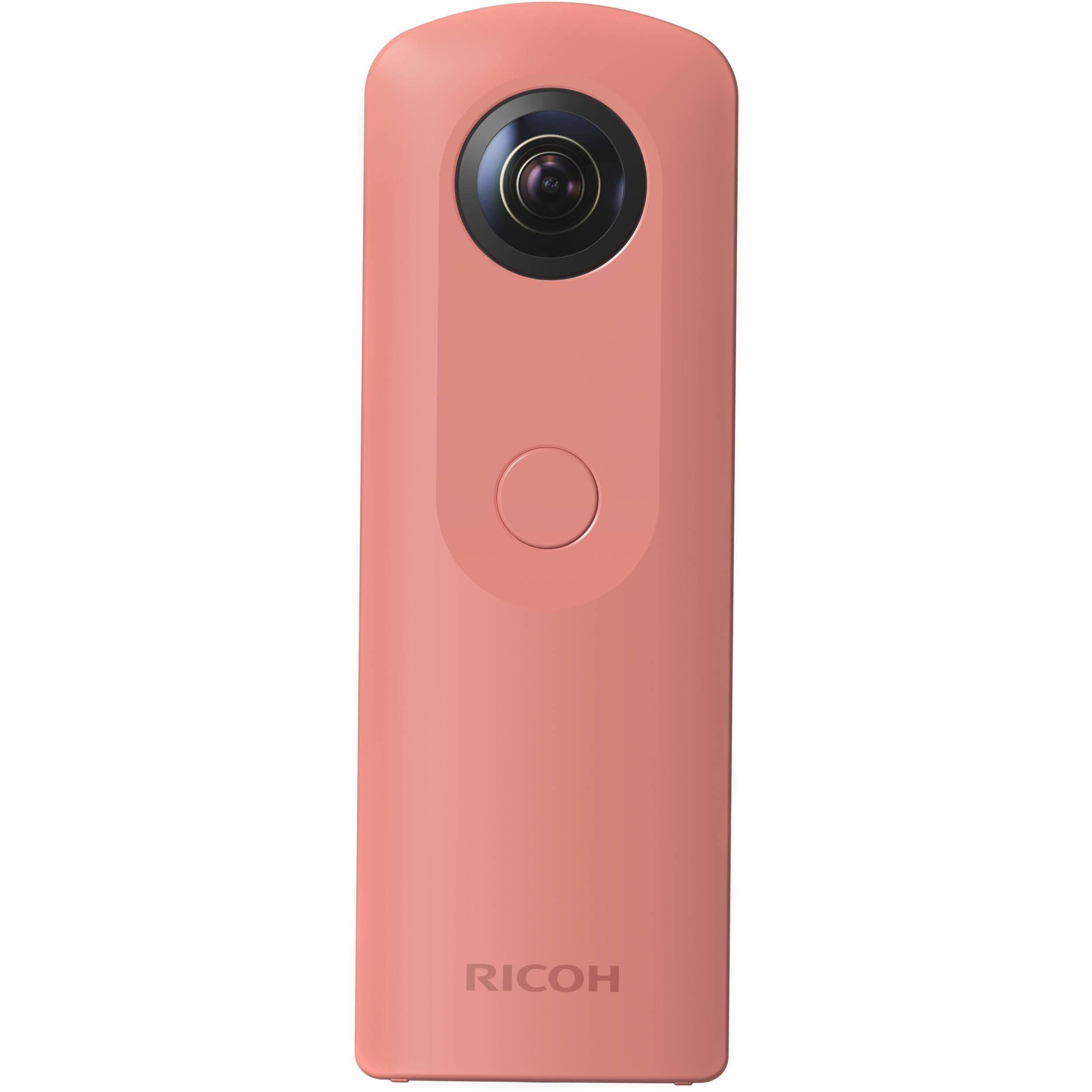 Ricoh Theta SC Spherical Camera (Pink)