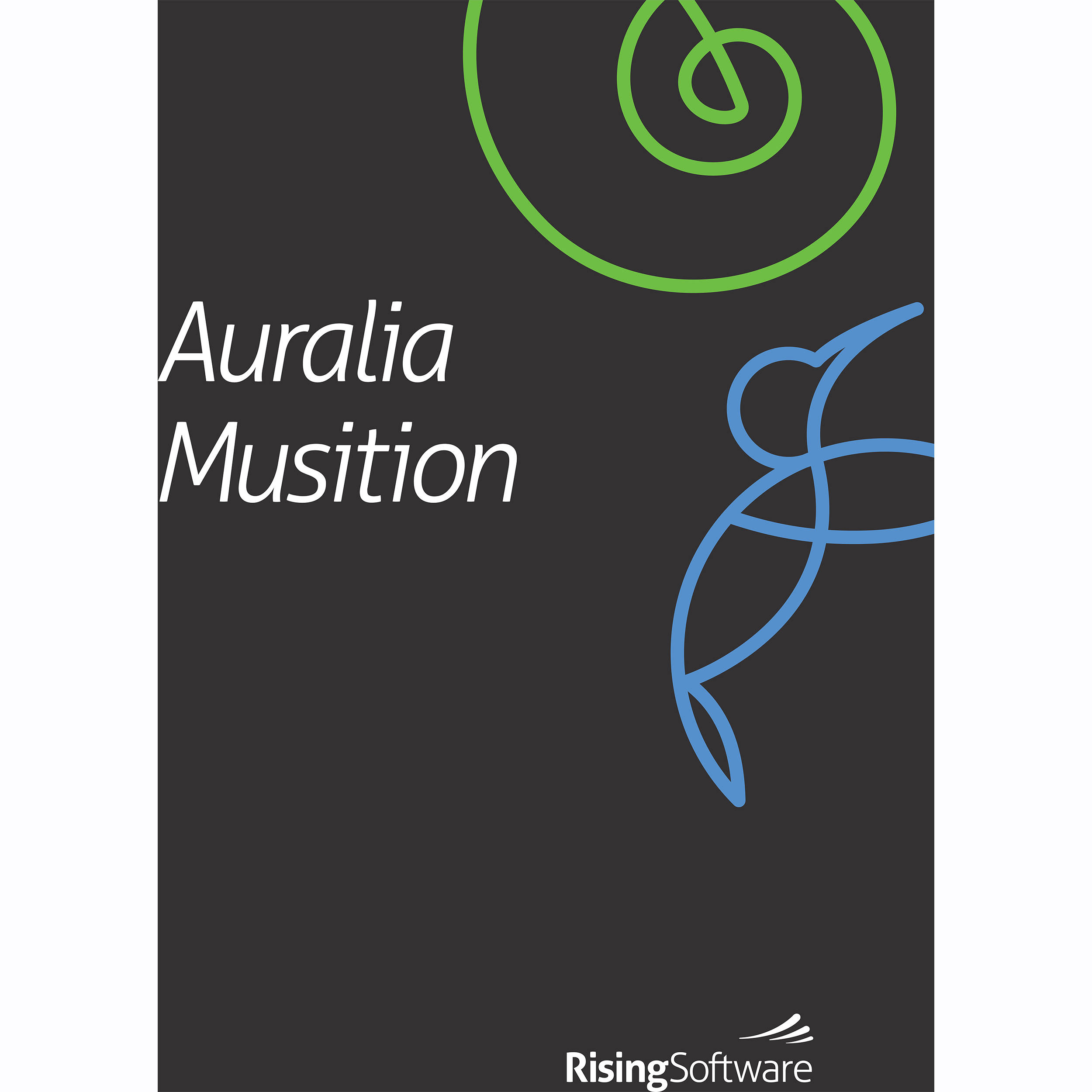 Rising Software Auralia 5 / Musition 5 Cloud Edition Bundle - Ear Training  and Music Theory Software (Student, Annual License, Download)