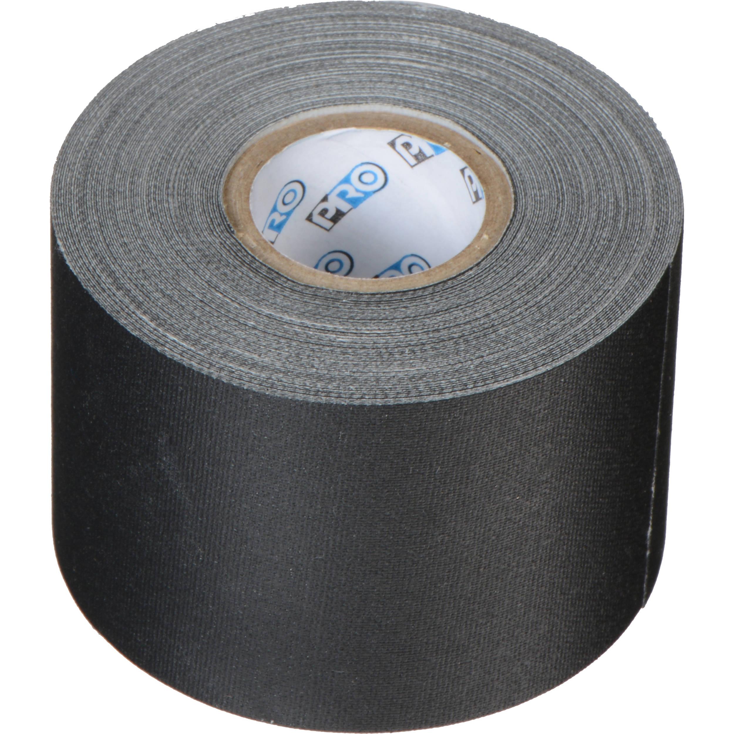 """Pro Tapes Pro Gaff Black 3/"""" x 55 yards Gaffer/'s Tape"""