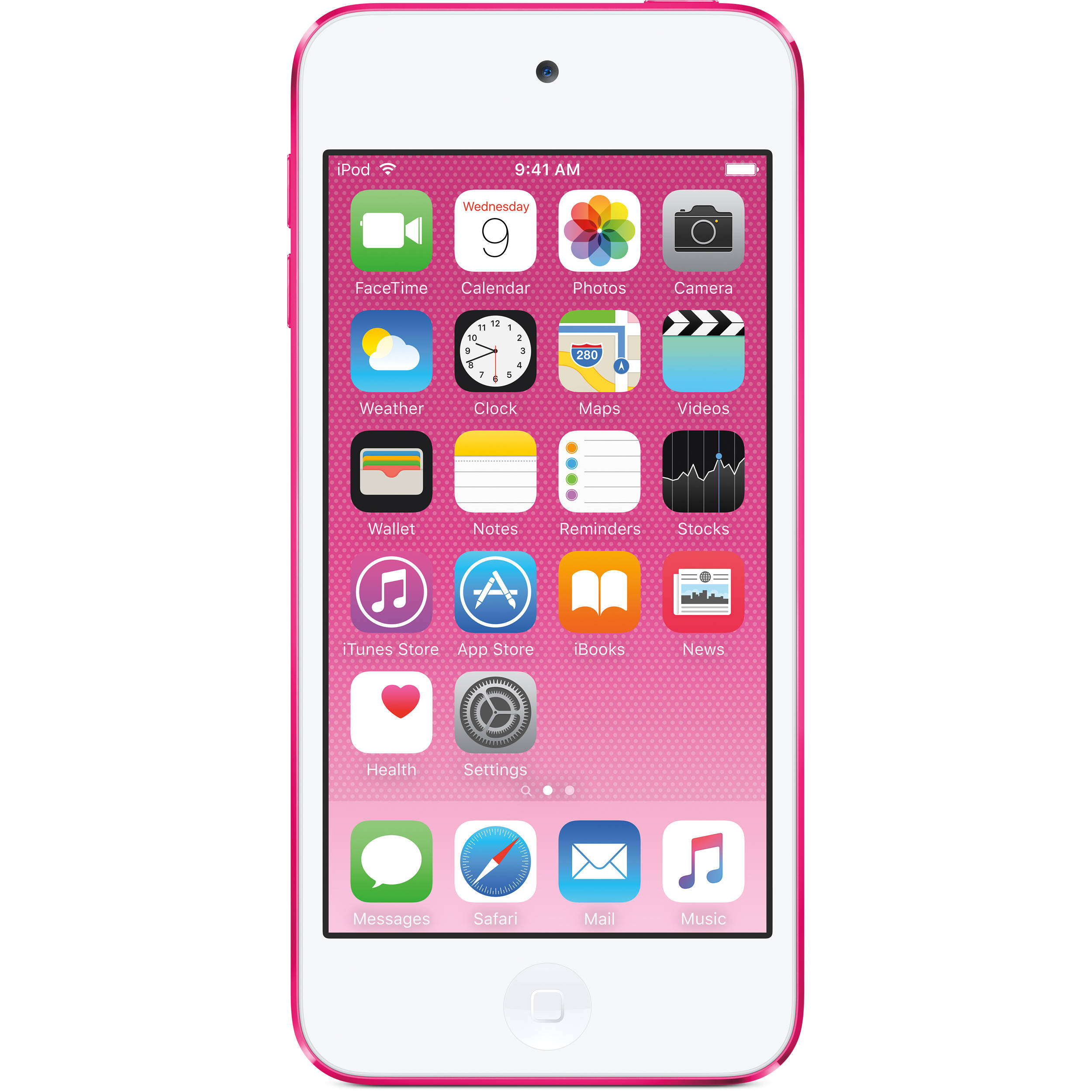 Apple 128GB iPod touch (6th Generation, Pink)