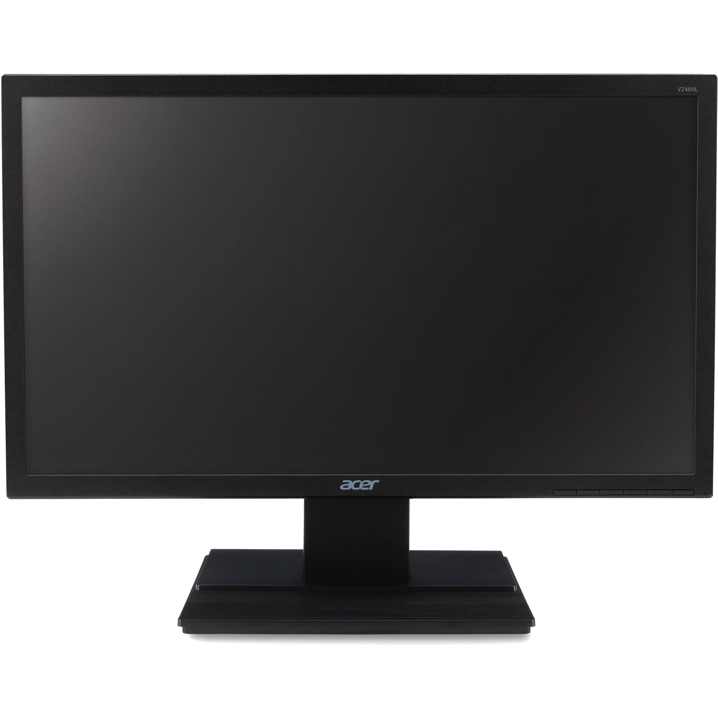 """Acer V8HL bip 8"""" 8.8 LCD Monitor"""
