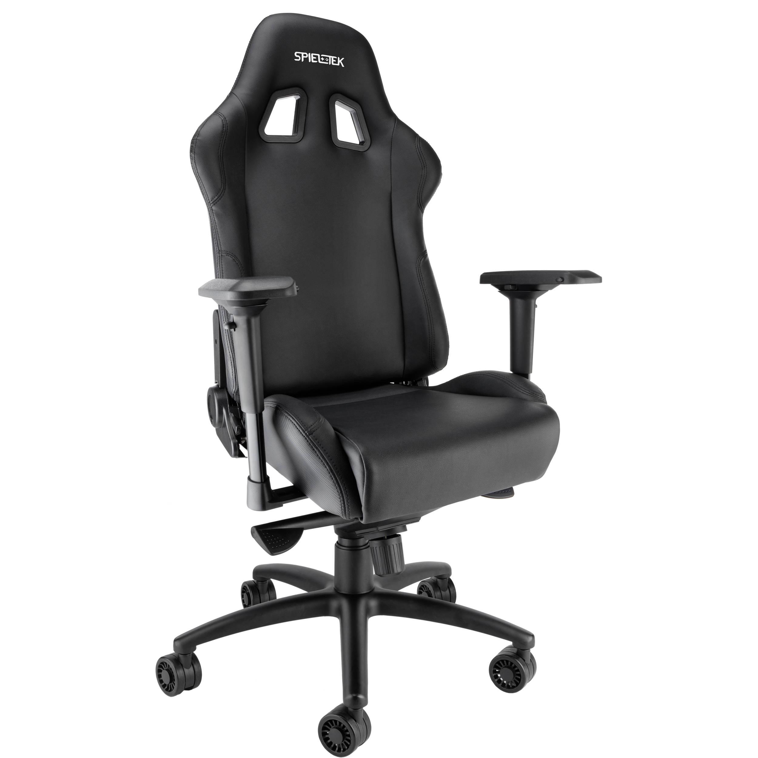 Terrific Spieltek Bandit Xl Gaming Chair Black Frankydiablos Diy Chair Ideas Frankydiabloscom