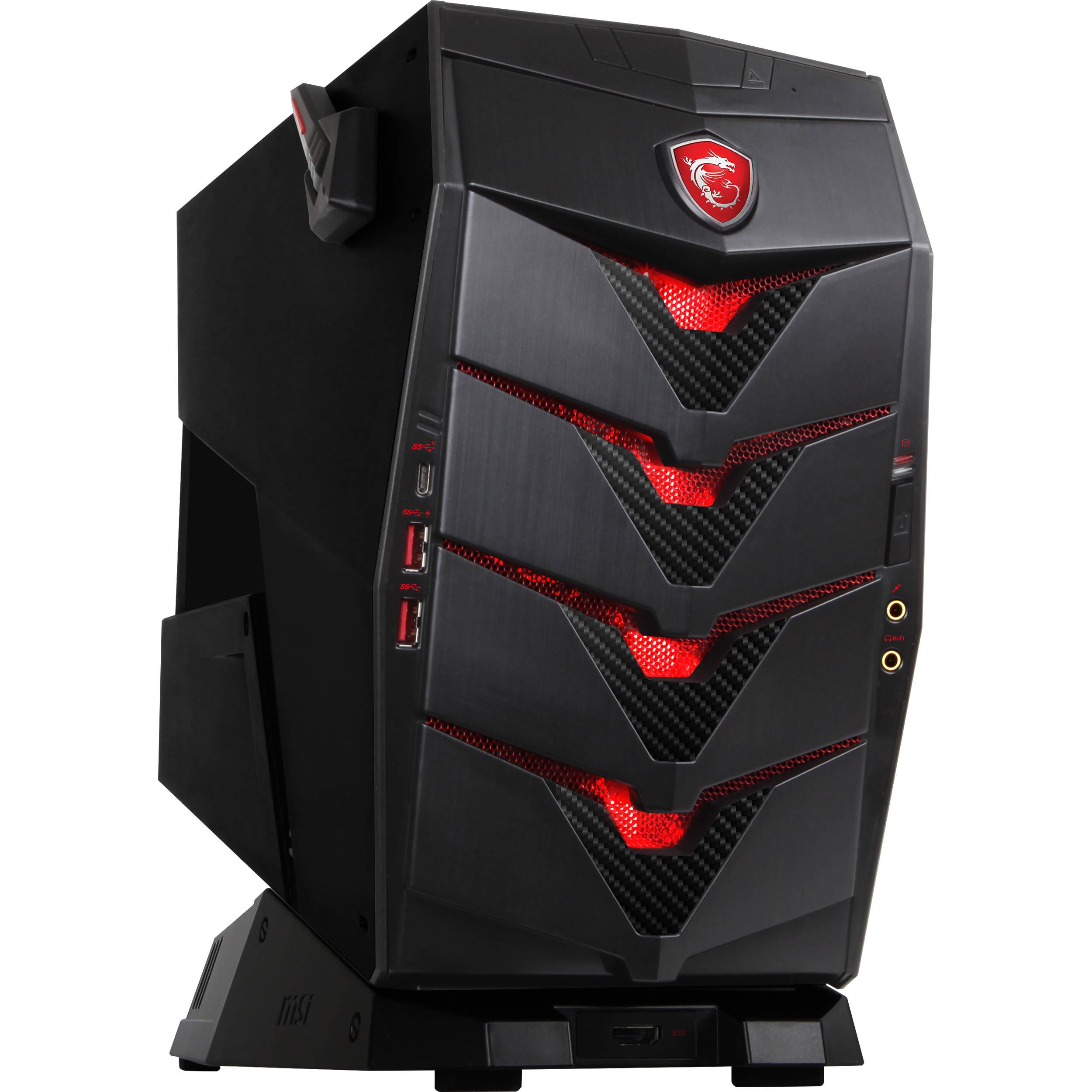 MSI Aegis X3 Gaming Desktop Computer