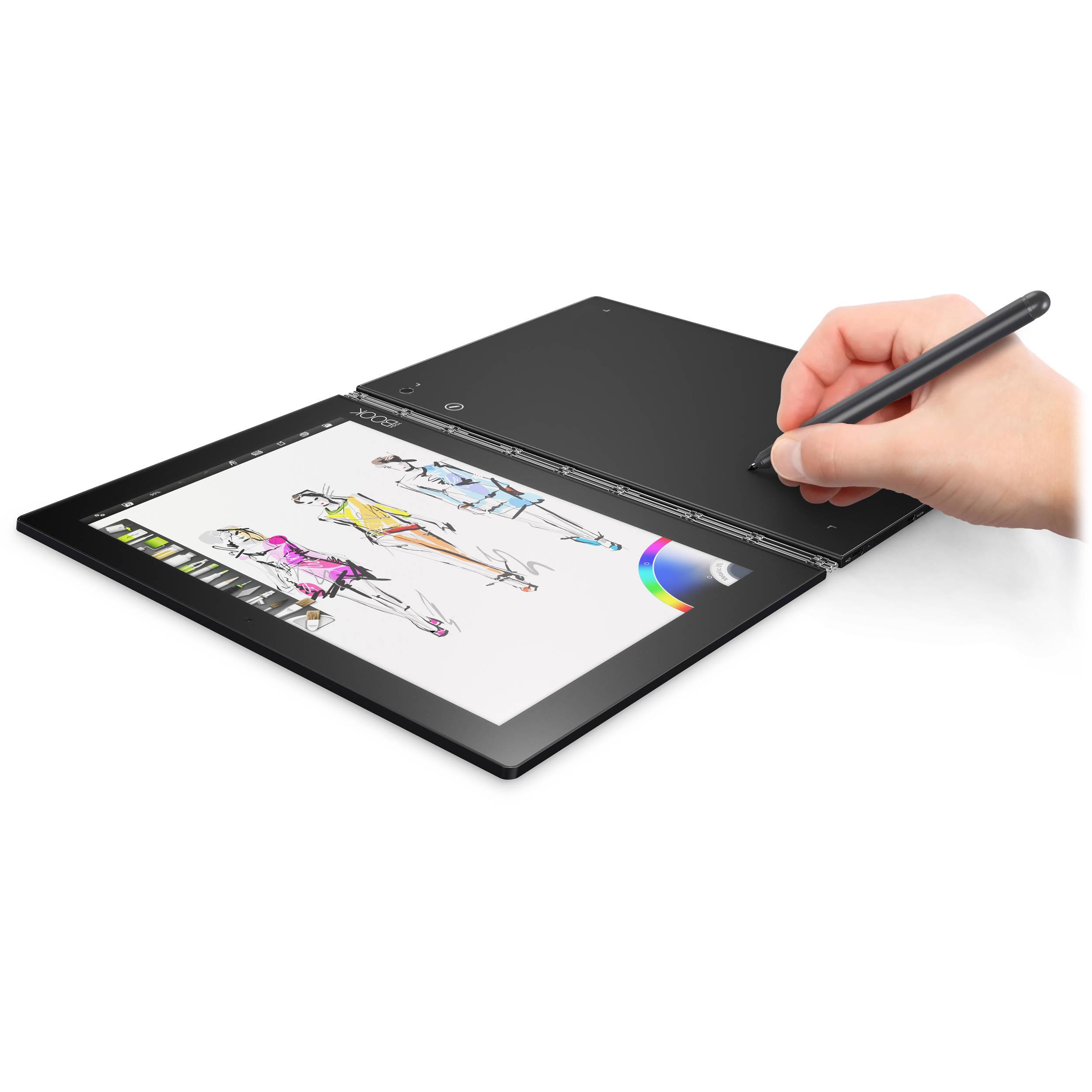 Lenovo 10 1 Yoga Book Multi Touch 2 In 1 Za150000us