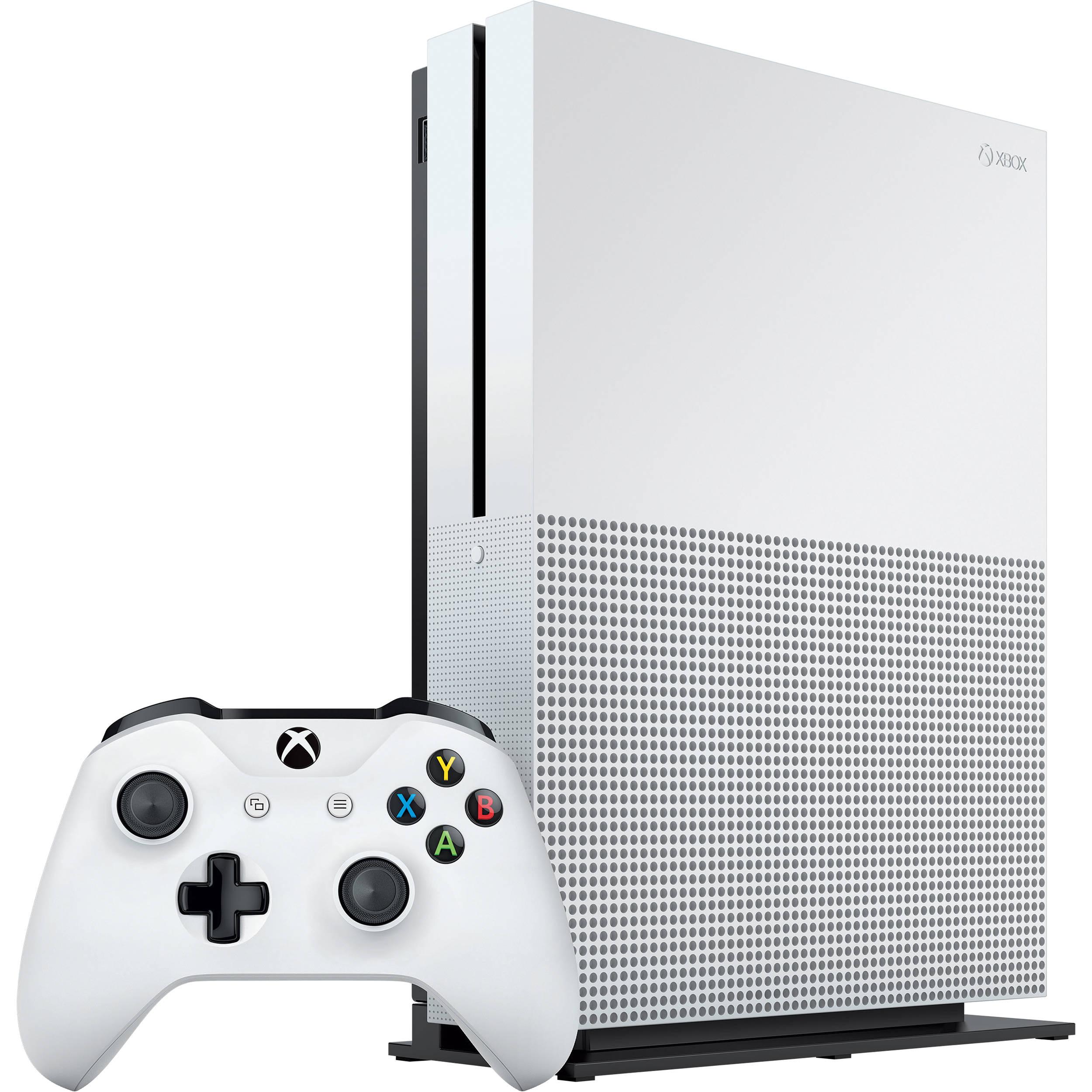 Microsoft Xbox One S Halo Collection Bundle White