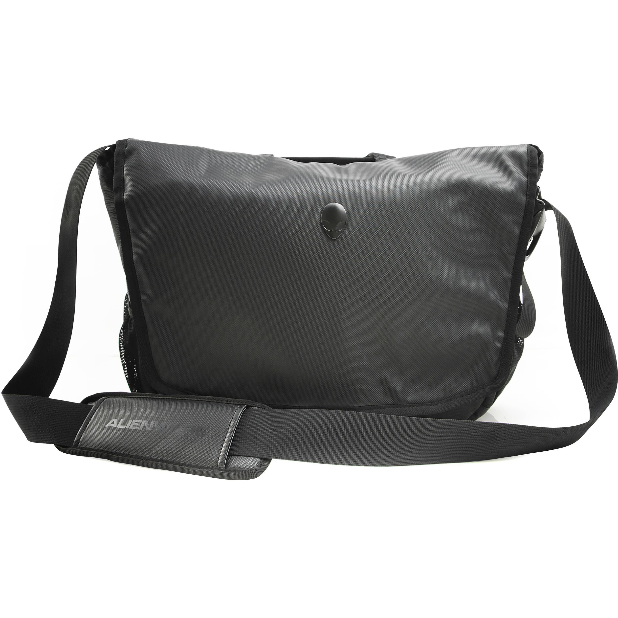 c63f1b6598103 Mobile Edge Alienware Vindicator Messenger Bag AWVM1417 B&H