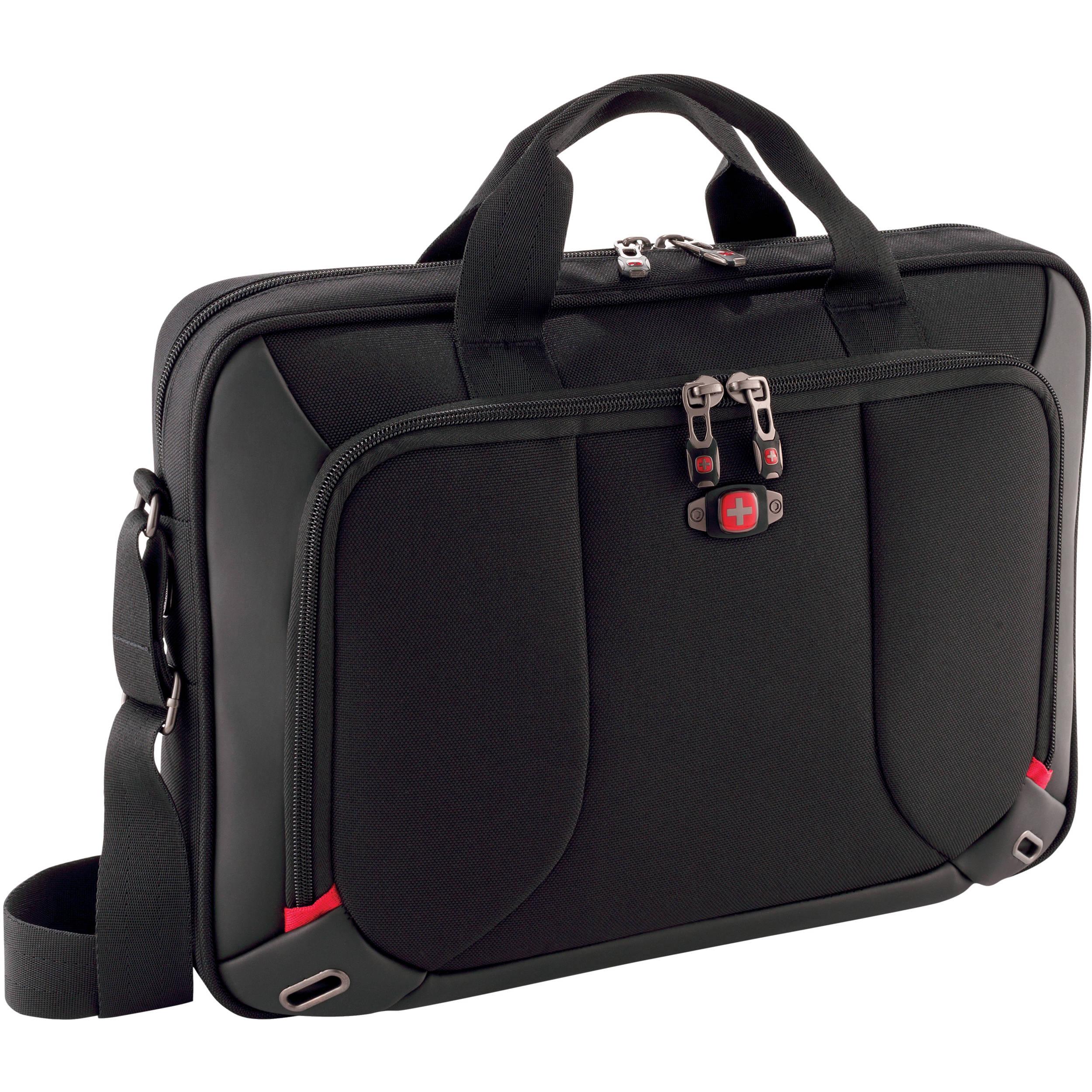 Swissgear Platform Slimcase For 16 Laptop 10 Tablet Black