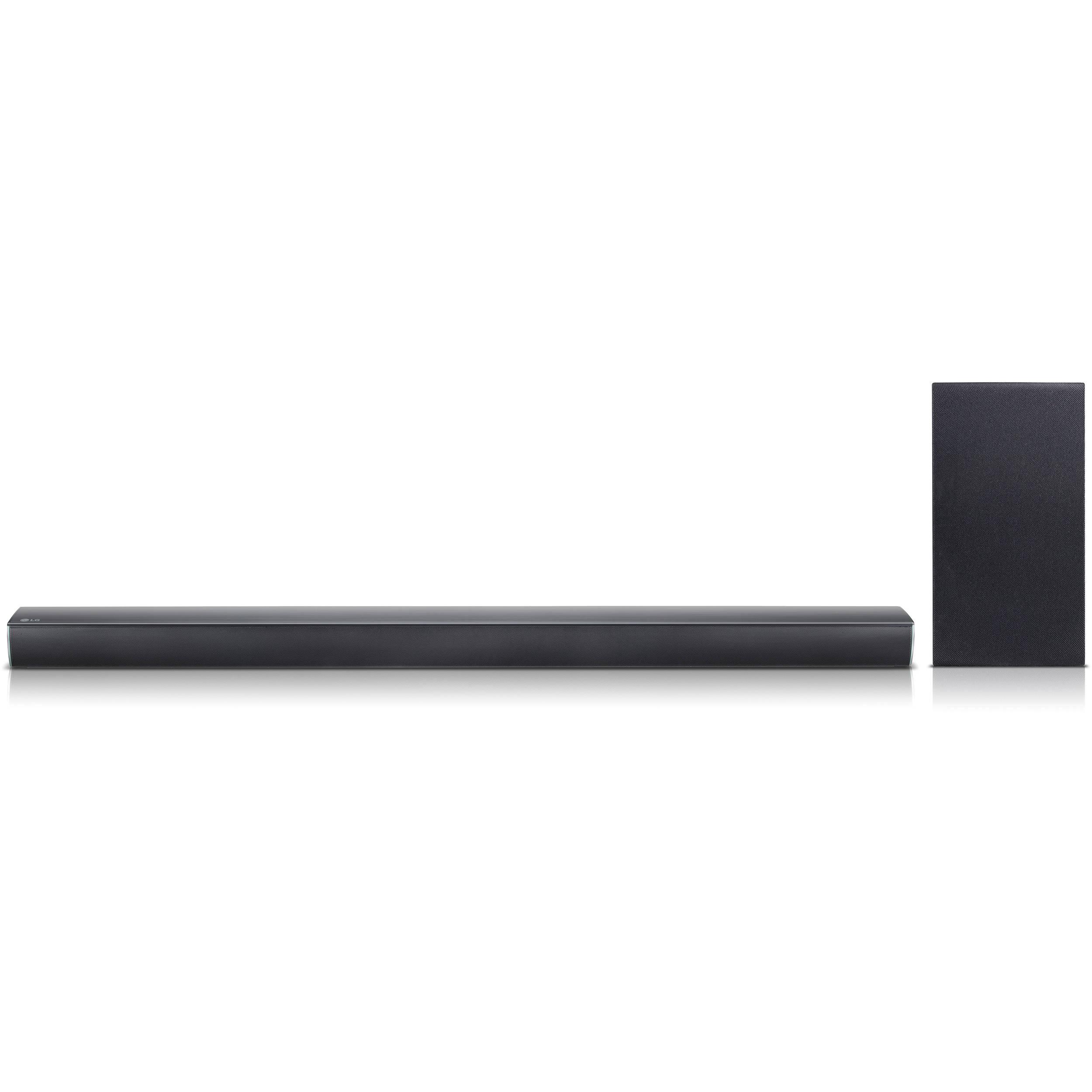 LG SJ4Y-S 300W 2 1-Channel Soundbar System