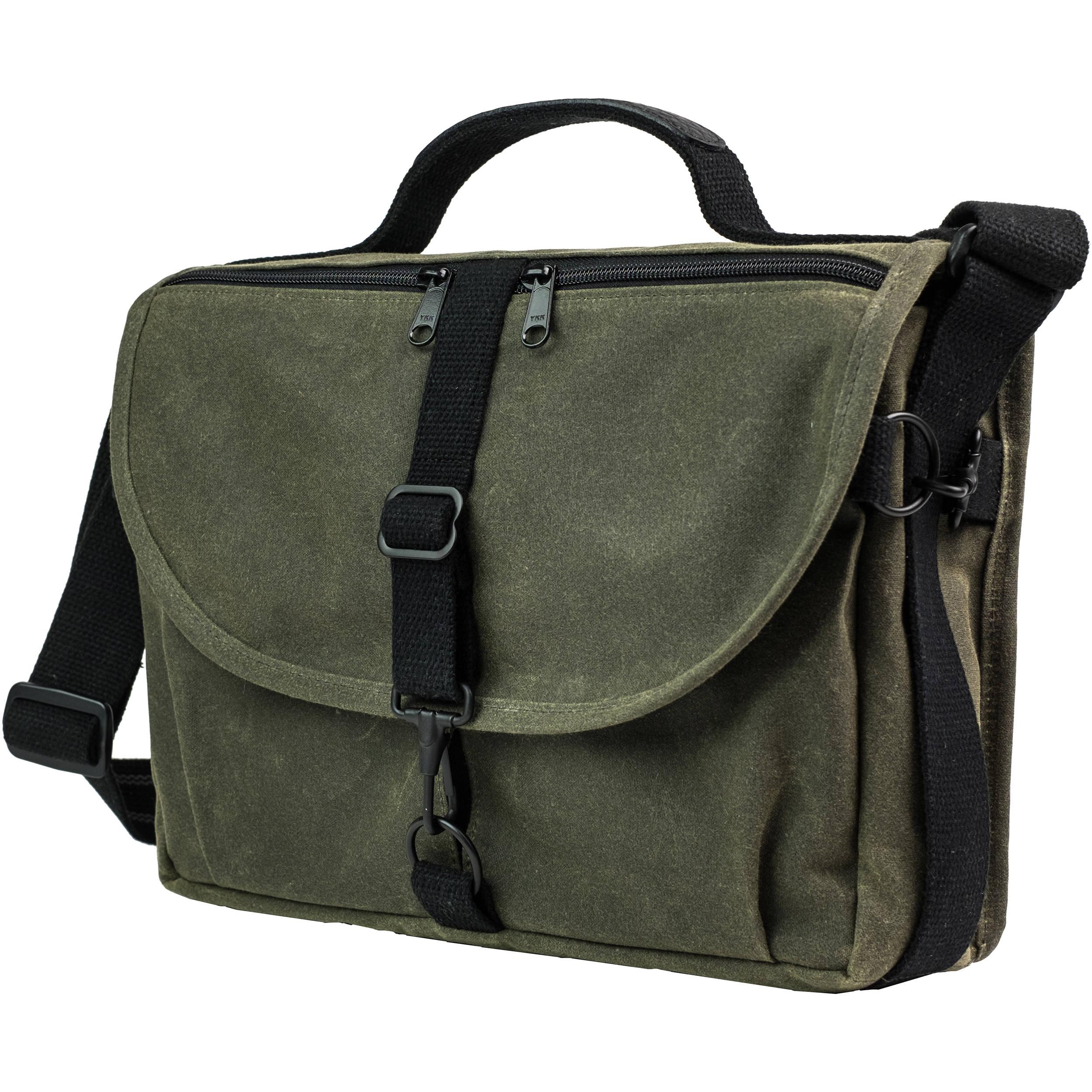 Domke F 803 Ruggedwear Messenger Bag Military Green