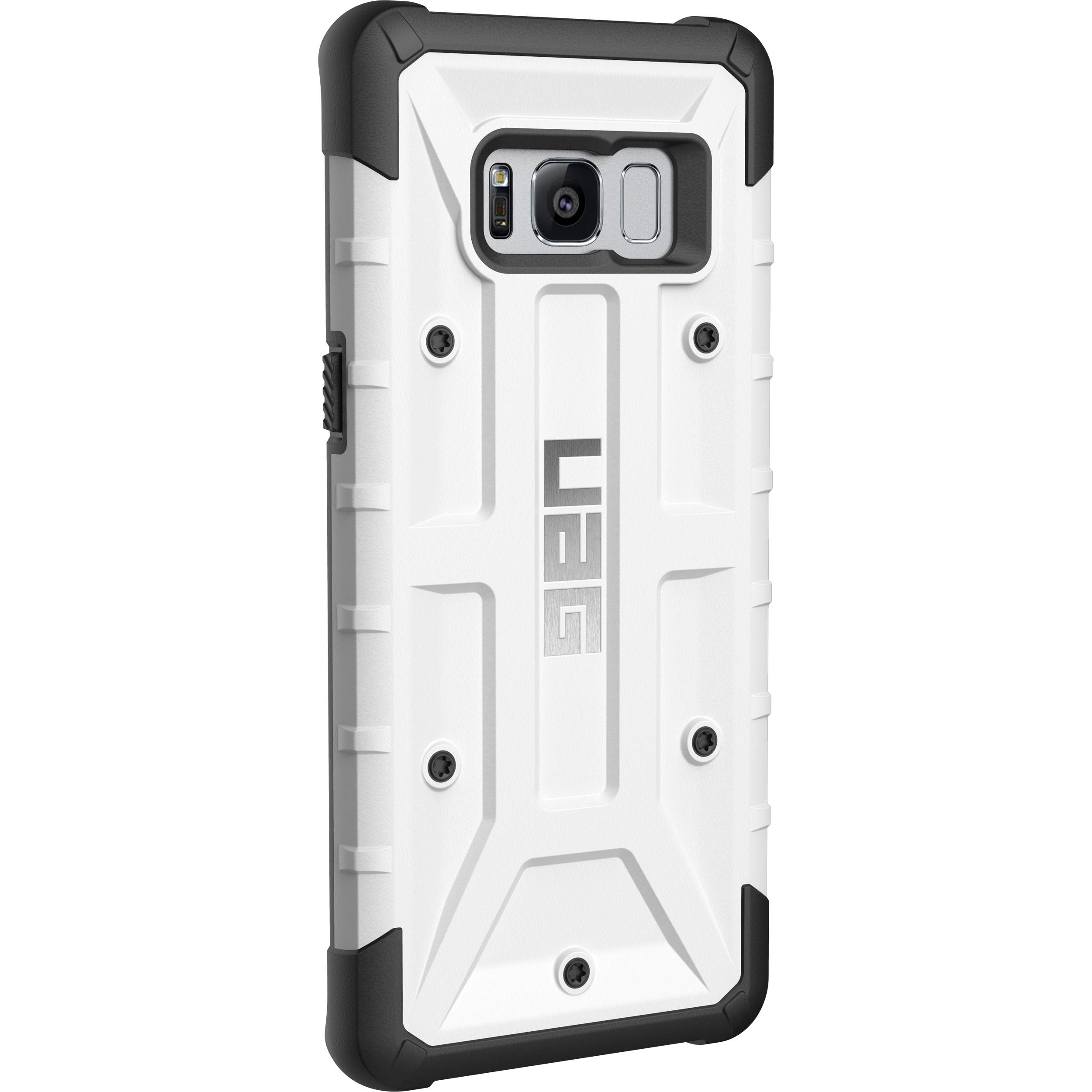 online store 6b37d a432a Urban Armor Gear Pathfinder Case for Galaxy S8 (White)