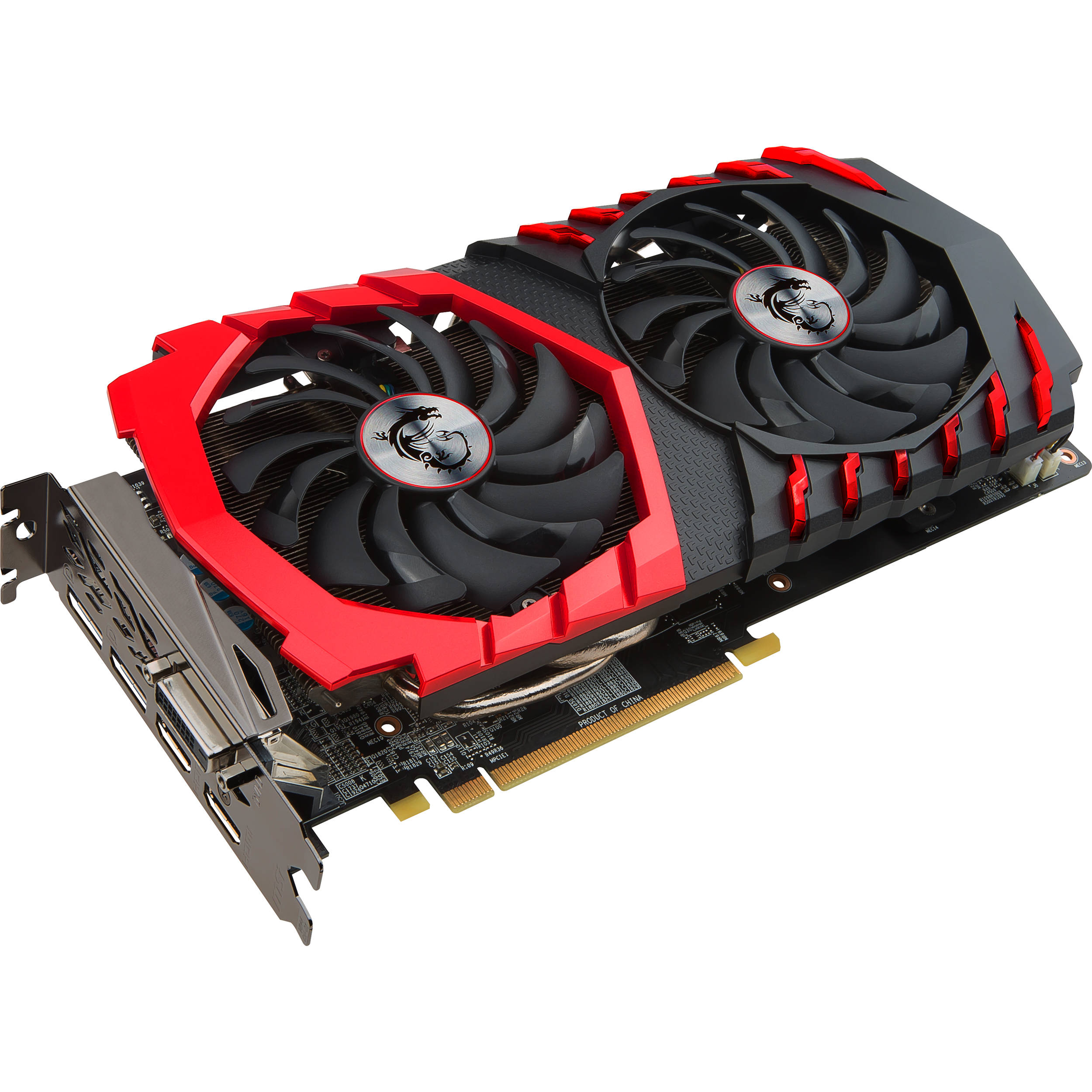 MSI Radeon RX 570 GAMING X 4G Graphics Card