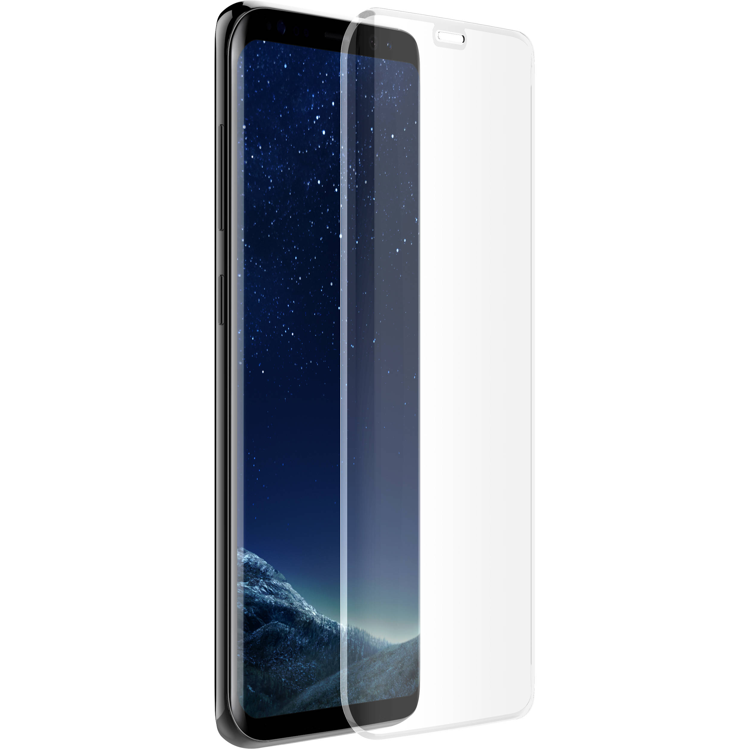 huge discount ee12a 25e05 OtterBox Alpha Glass Screen Protector for Galaxy S8