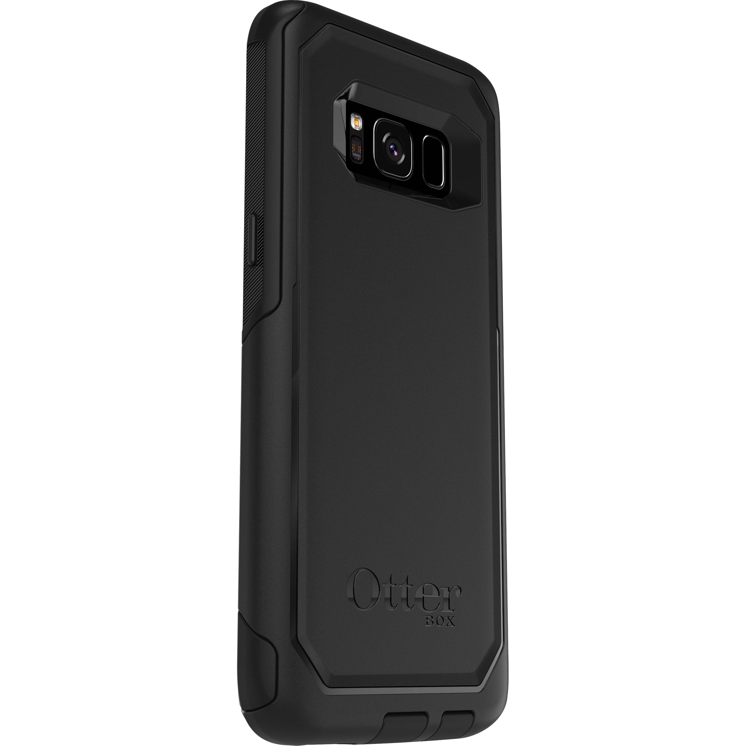 new arrival 84393 faaf9 OtterBox Commuter Case for iPhone X/Xs (Black)