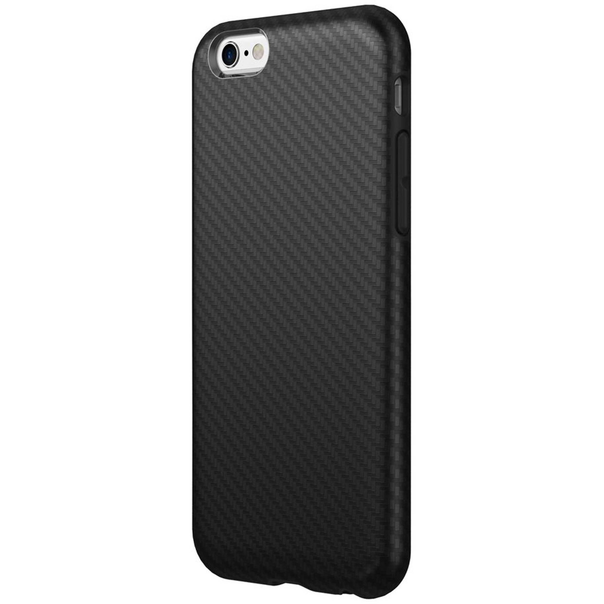 best service 0fd19 8f78a RhinoShield SolidSuit Case for iPhone 6 Plus/6s Plus (Carbon Fiber)
