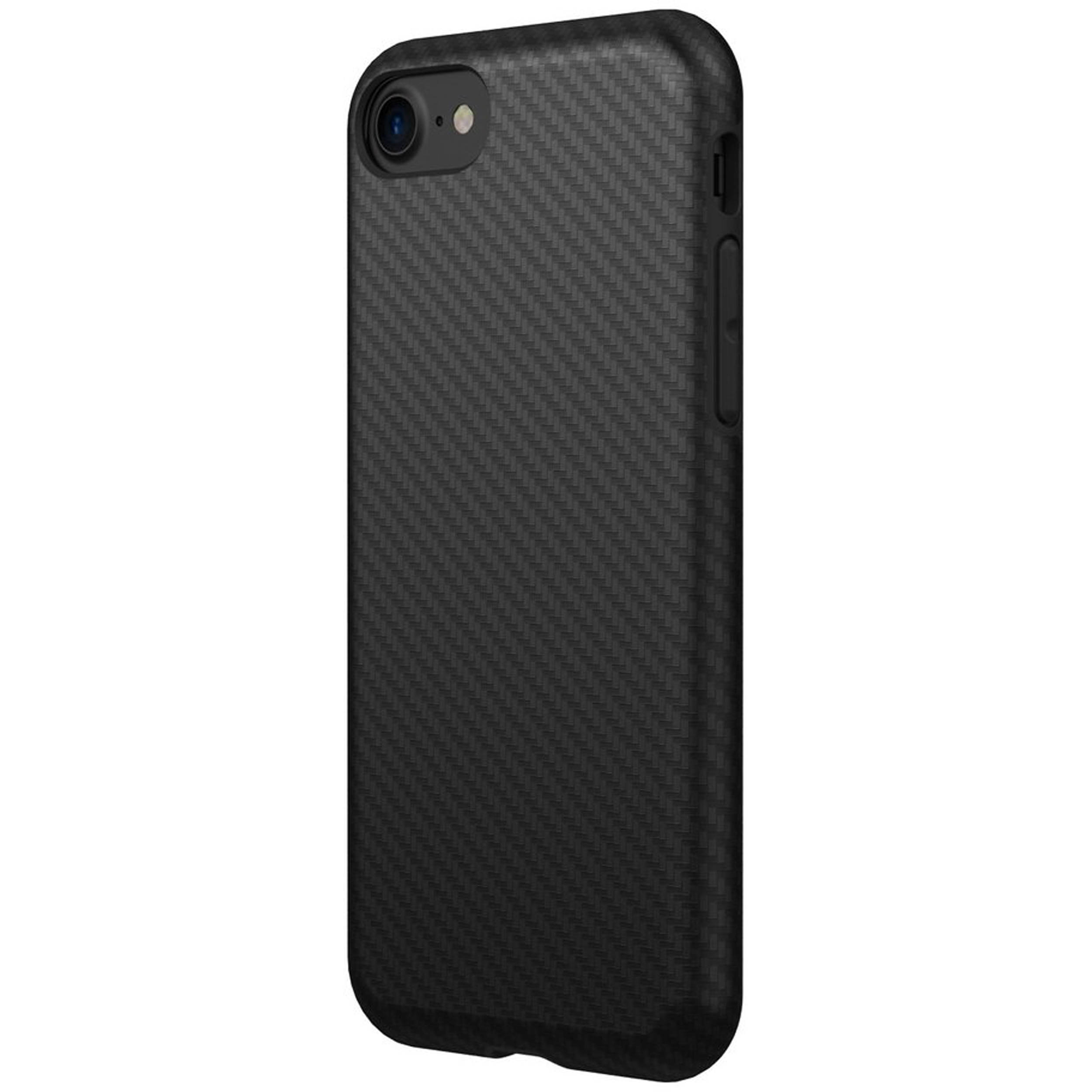 new style 5fc77 27be5 RhinoShield SolidSuit Case for iPhone 7/8 (Carbon Fiber)
