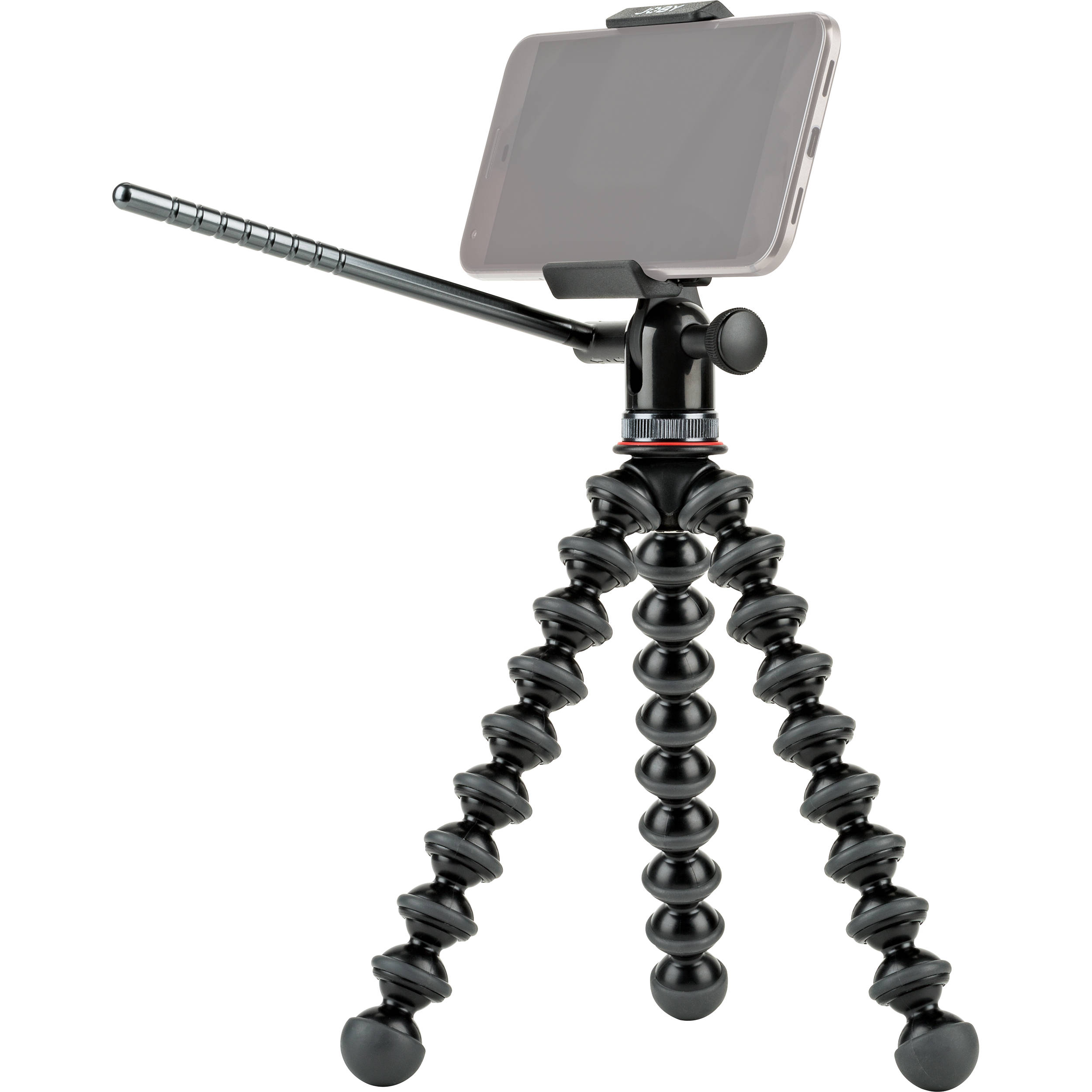 "FREE SHIP! Joby GripTight PRO Video GP Stand Fits Smartphones 2.2 to 3.6/"" Wide"