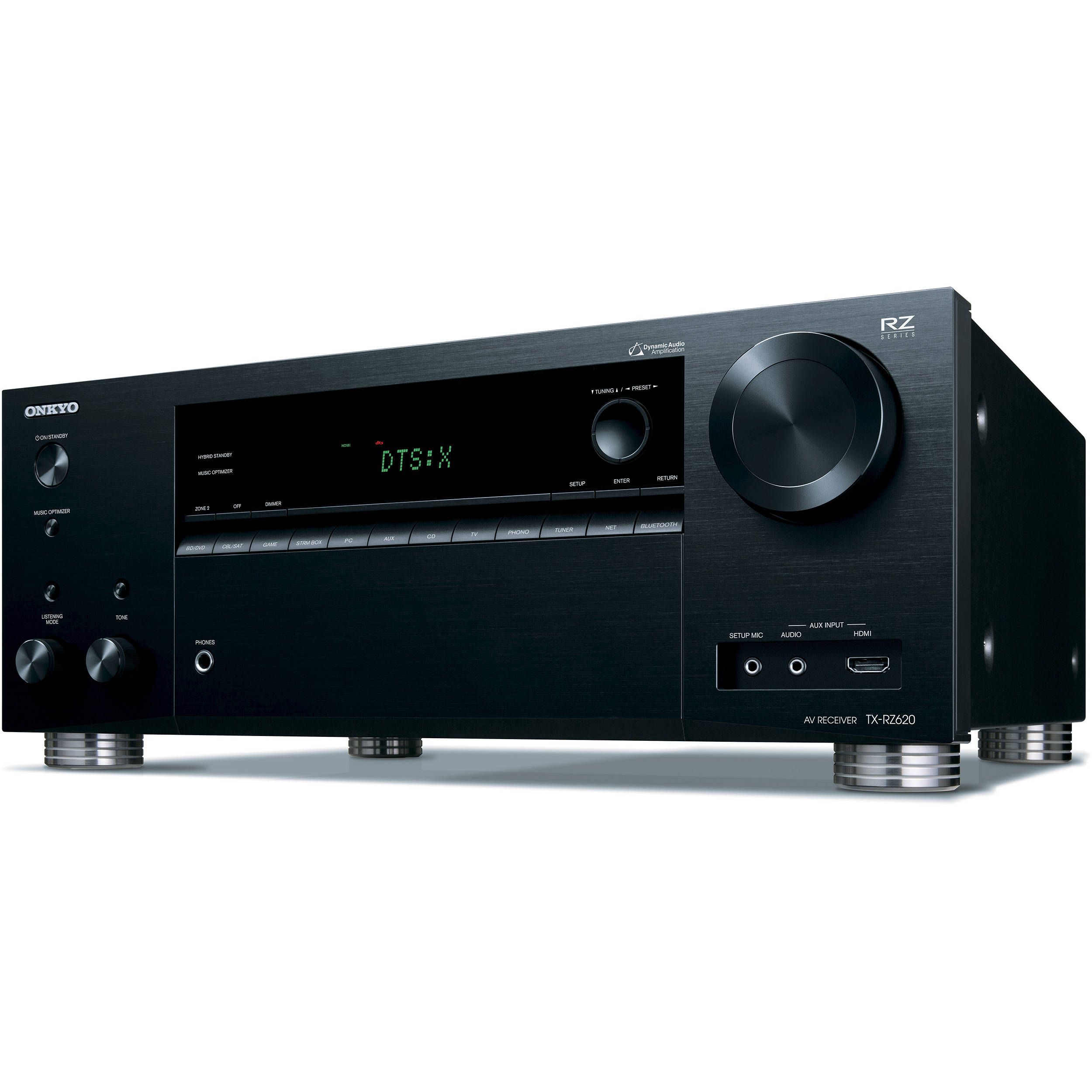 Onkyo TX-RZ620 7 2-Channel Network A/V Receiver