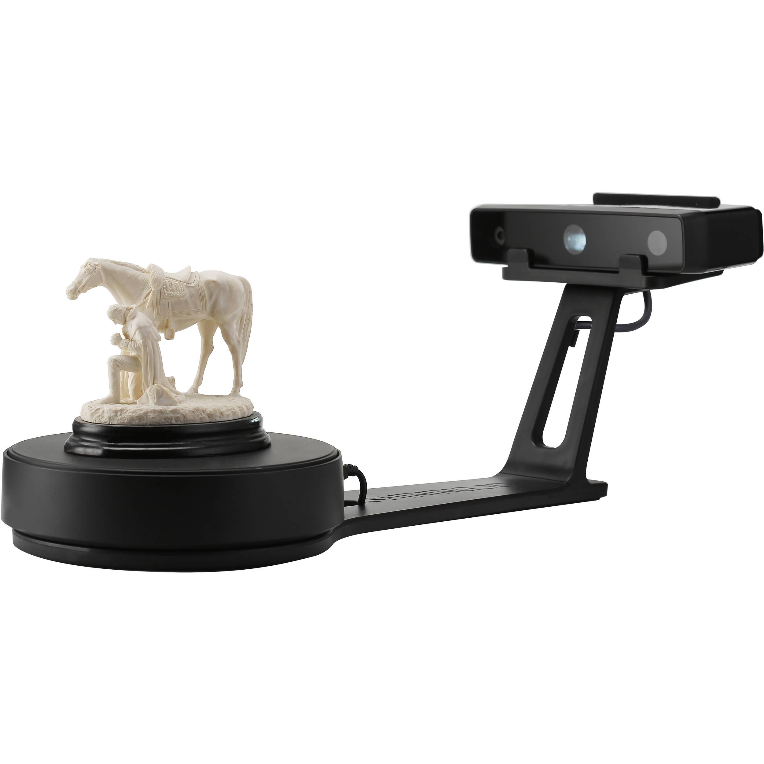 Afinia EinScan-SE (Elite) 3D Scanner with Turntable
