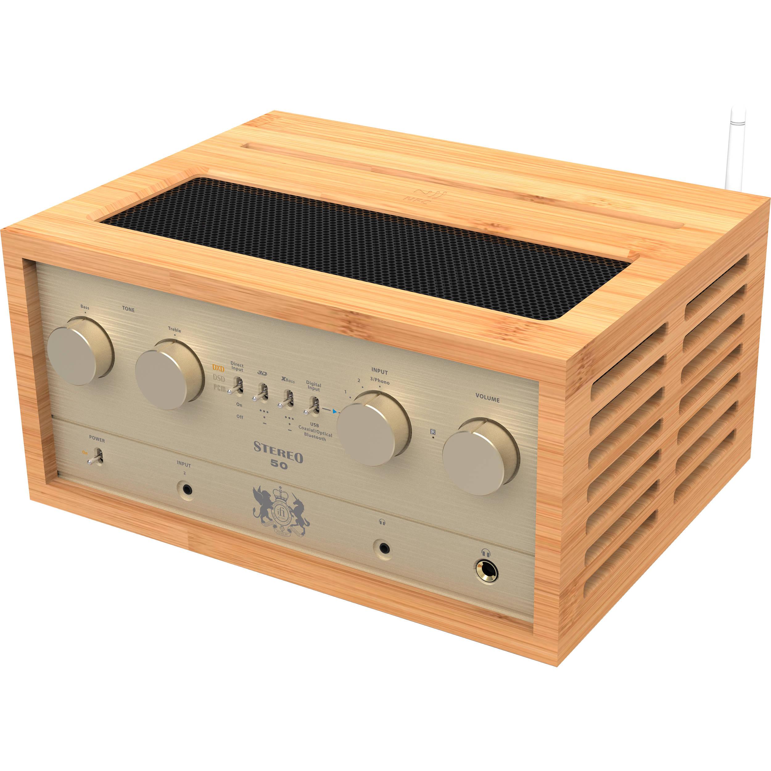 Image result for iFi Retro 50 Amp