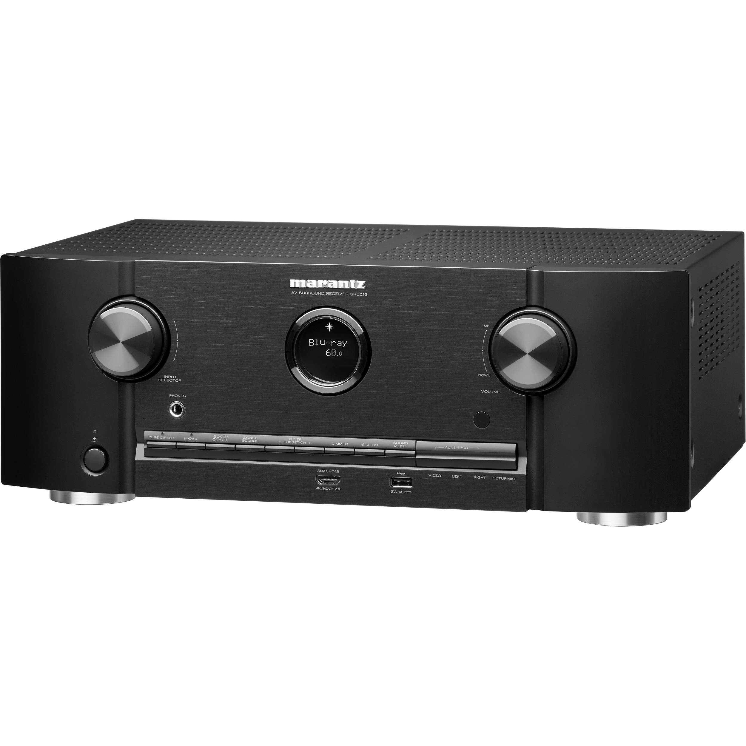 Marantz SR5012 7 2-Channel Network A/V Receiver