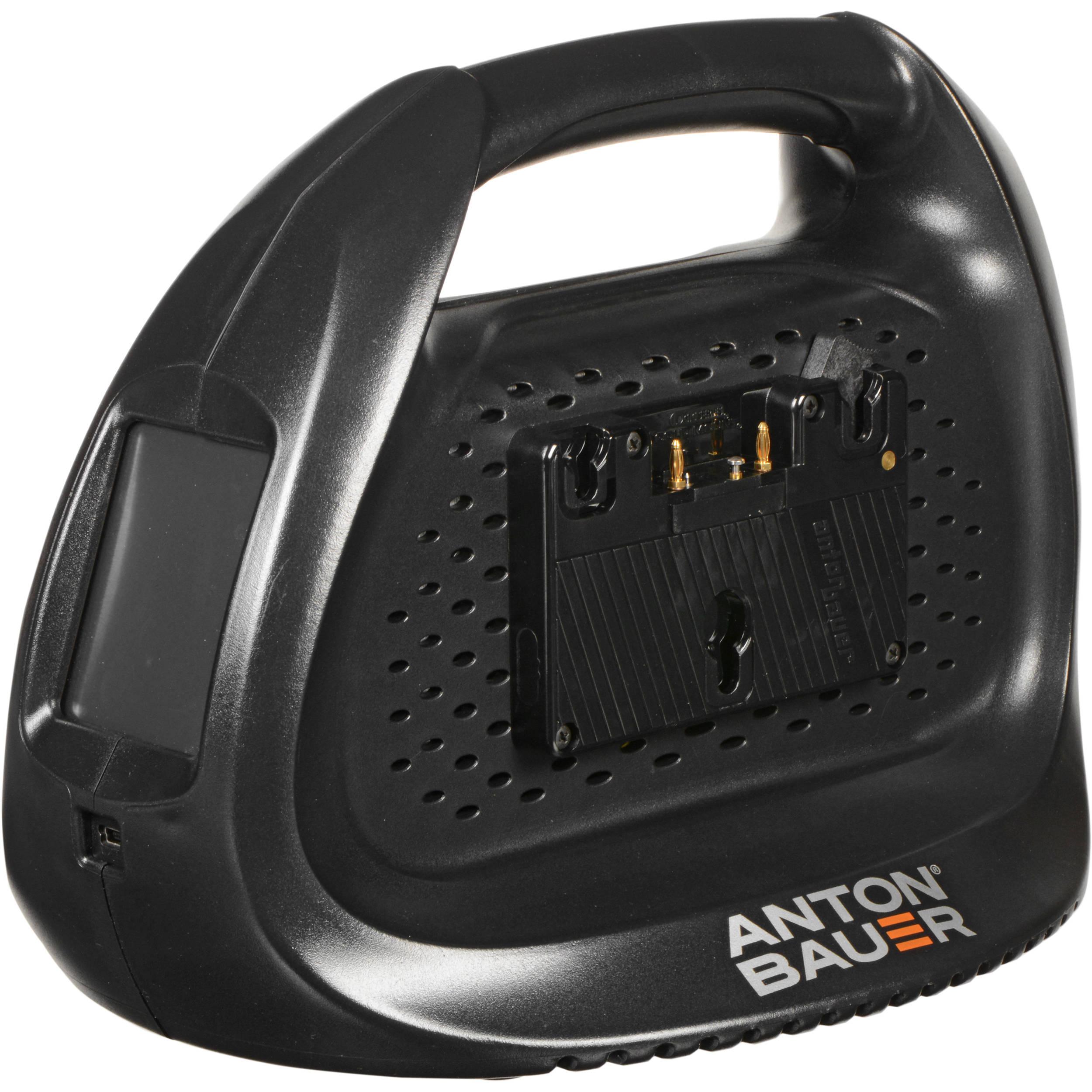 ostokset tukkukaupassa hyvä myynti Anton Bauer Performance Series Dual Charger Gold Mount