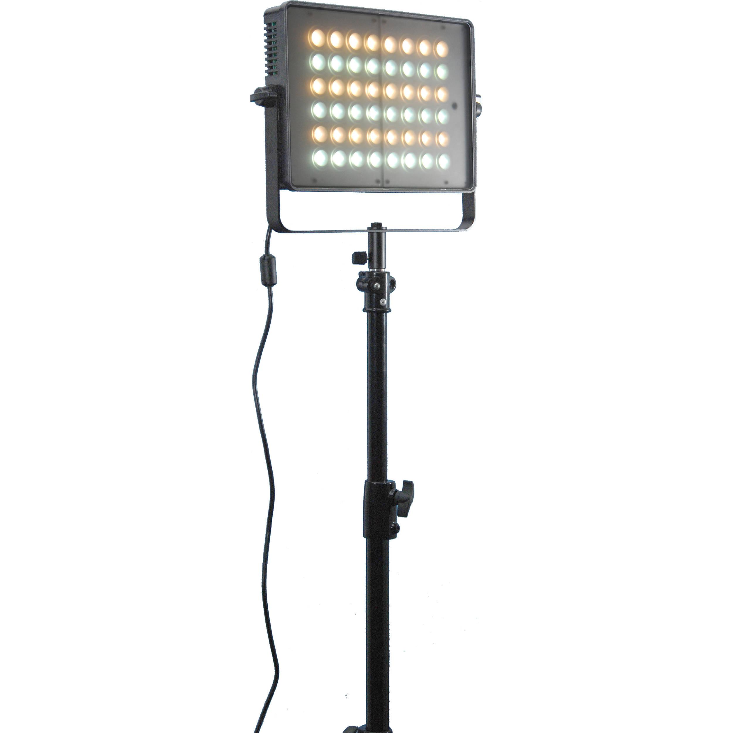 Starrymega Led5500k Bi Color Led Portable Studio Light