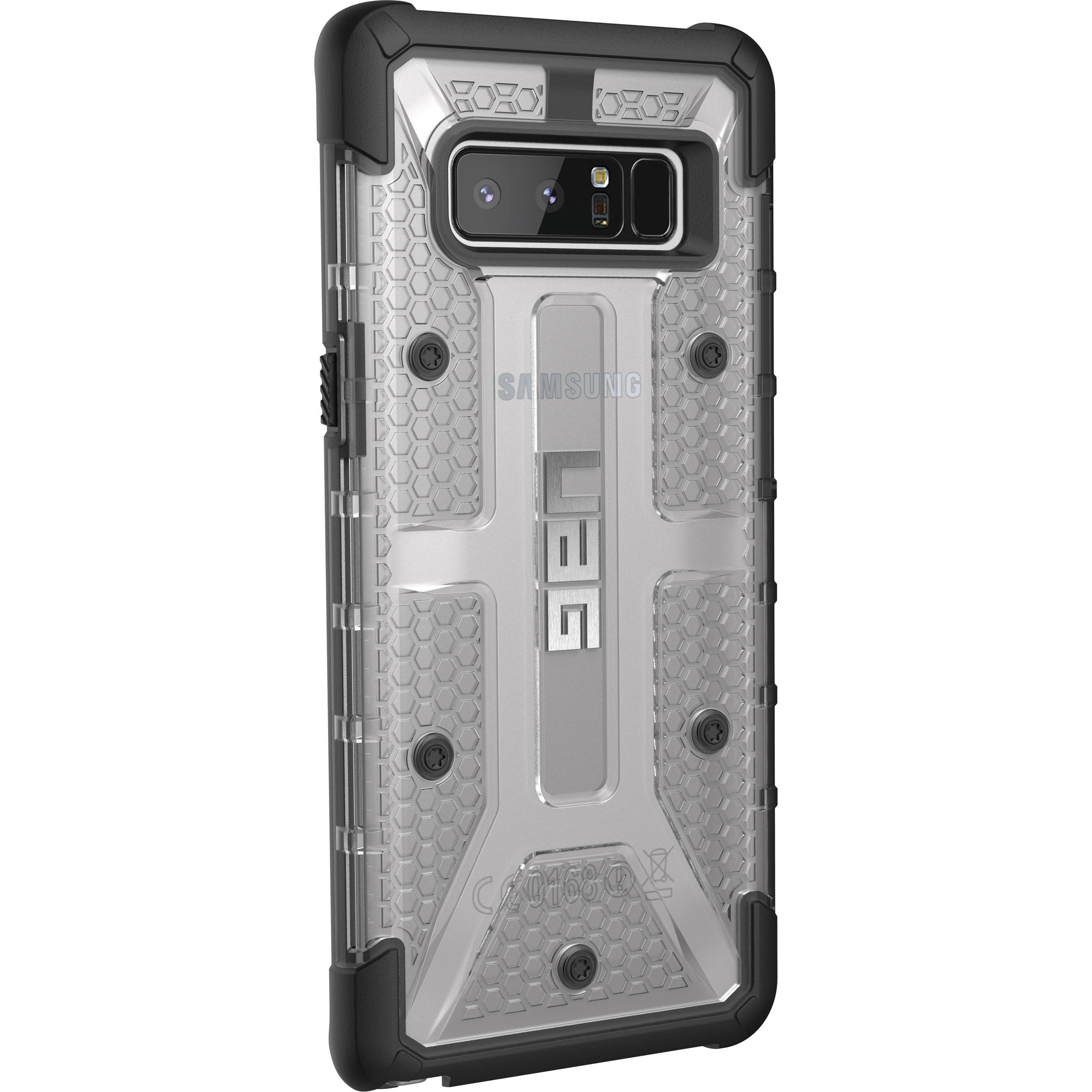 separation shoes 35abe 7408f Urban Armor Gear Plasma Case for iPhone 6 Plus/6s Plus/7 Plus/8 Plus (Ice)