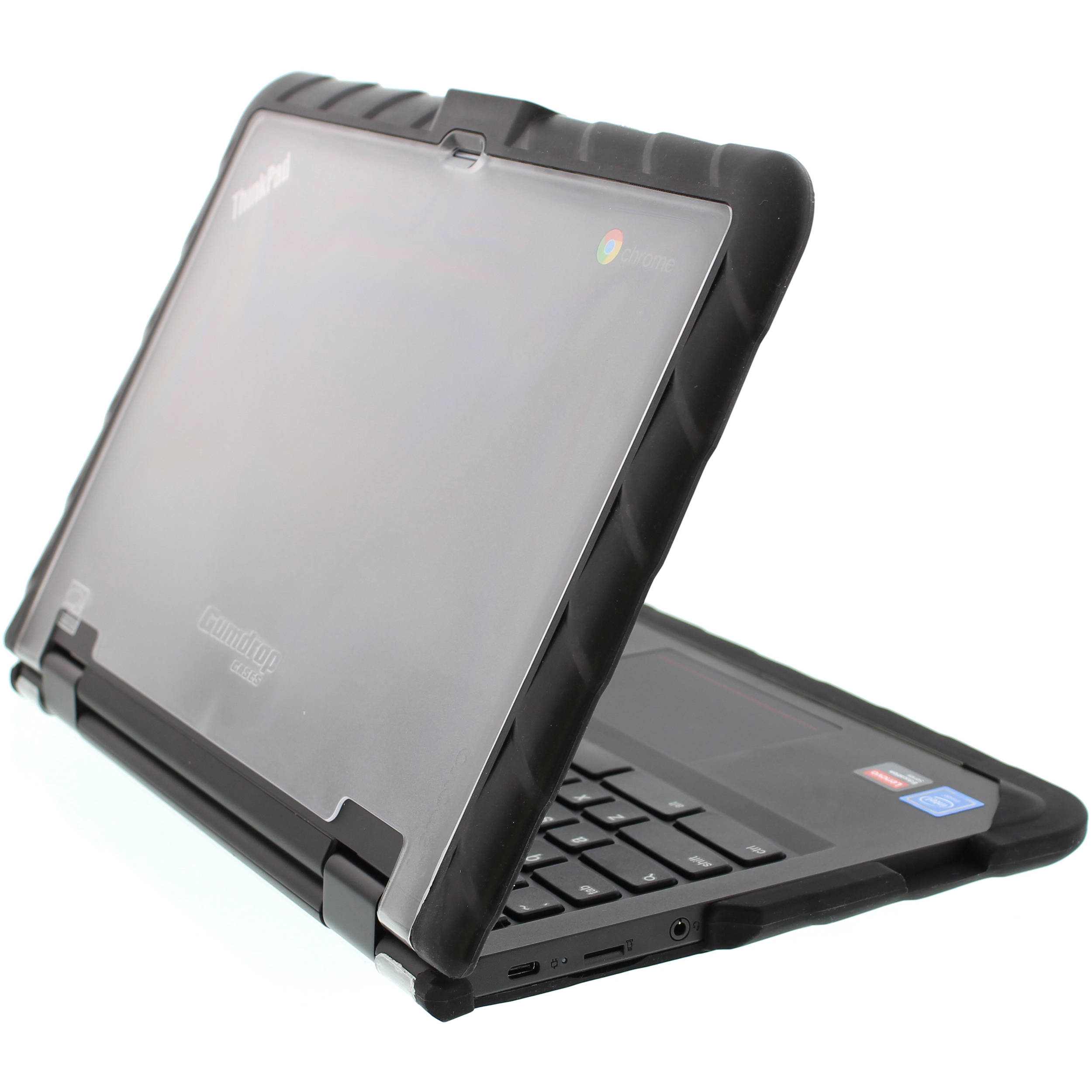 Gumdrop Cases DropTech Case for Lenovo Yoga 11e Chromebook (Black)