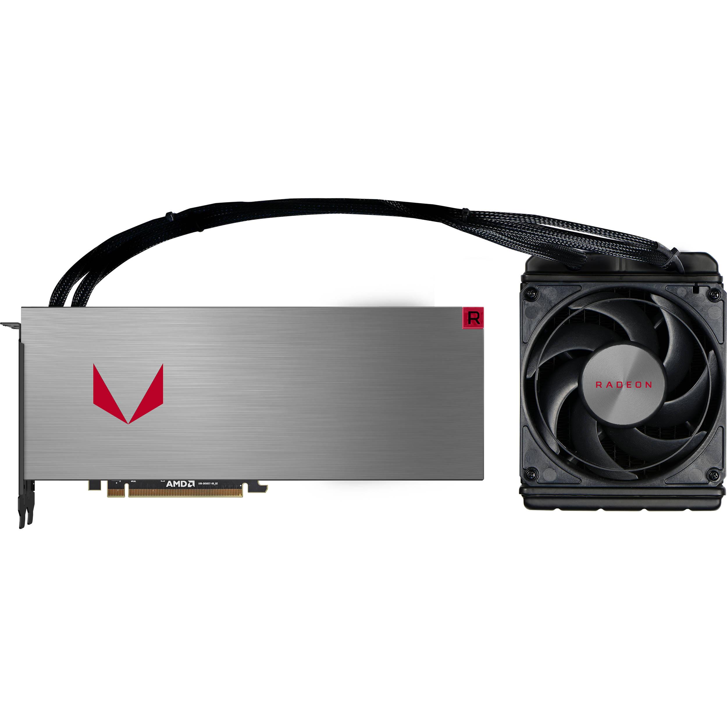 MSI Radeon RX Vega 64 Wave 8G Graphics Card