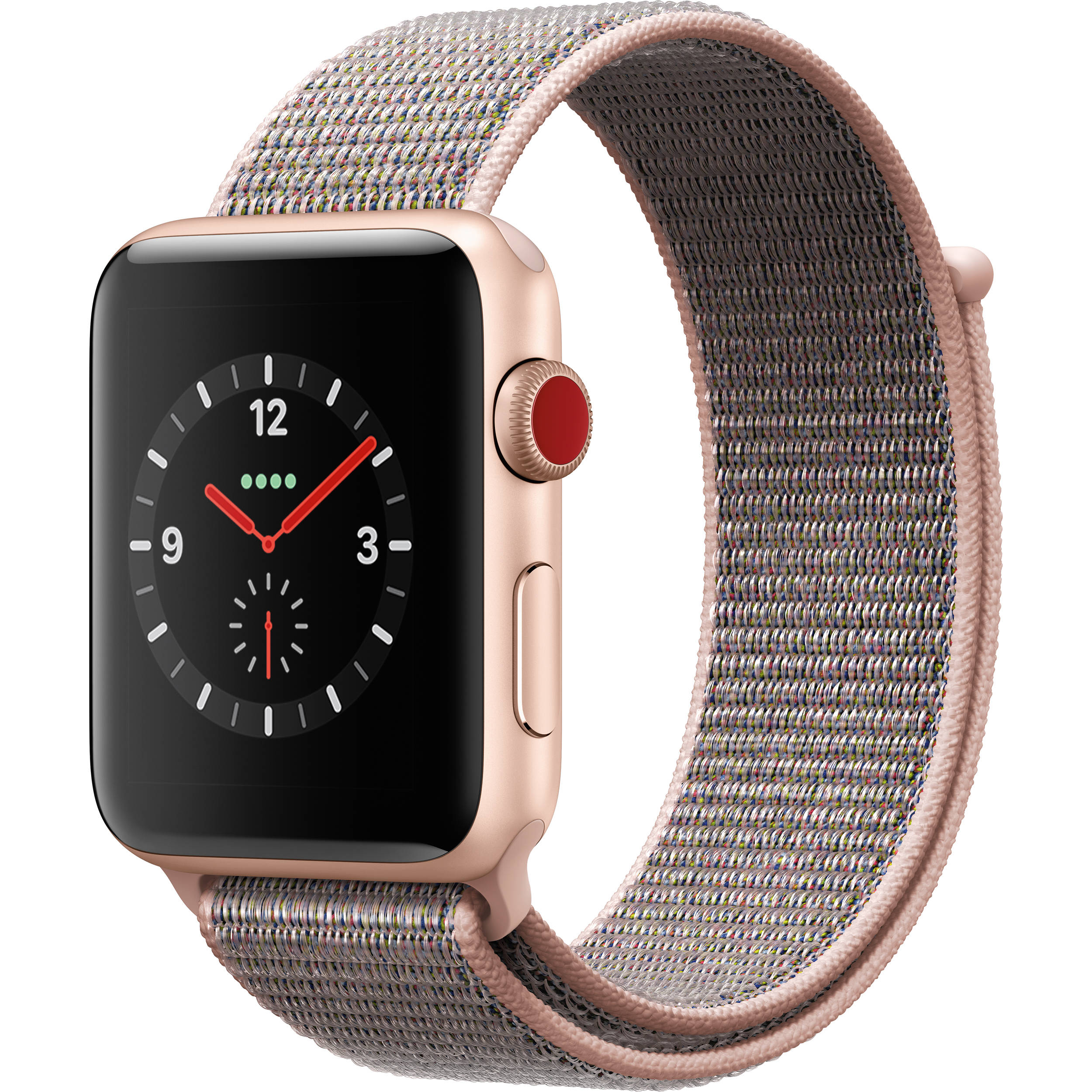 Used Apple Watch Series 3 42mm Smartwatch Mqk72ll A B H Photo