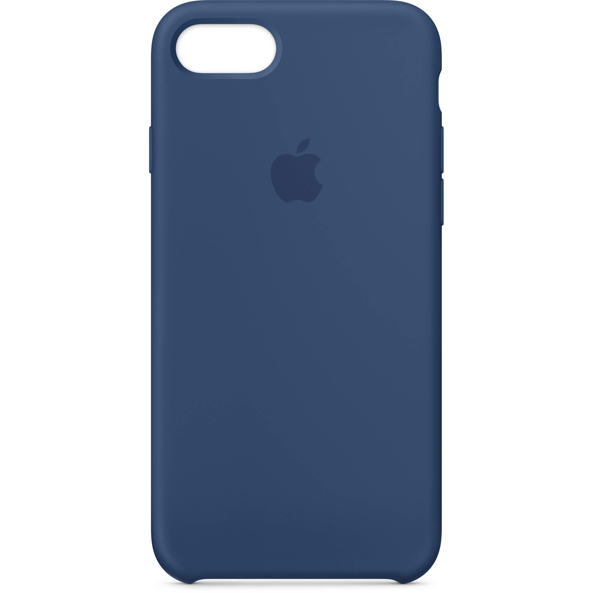 designer fashion 409a0 80bb5 Apple iPhone 7/8 Silicone Case (Blue Cobalt)