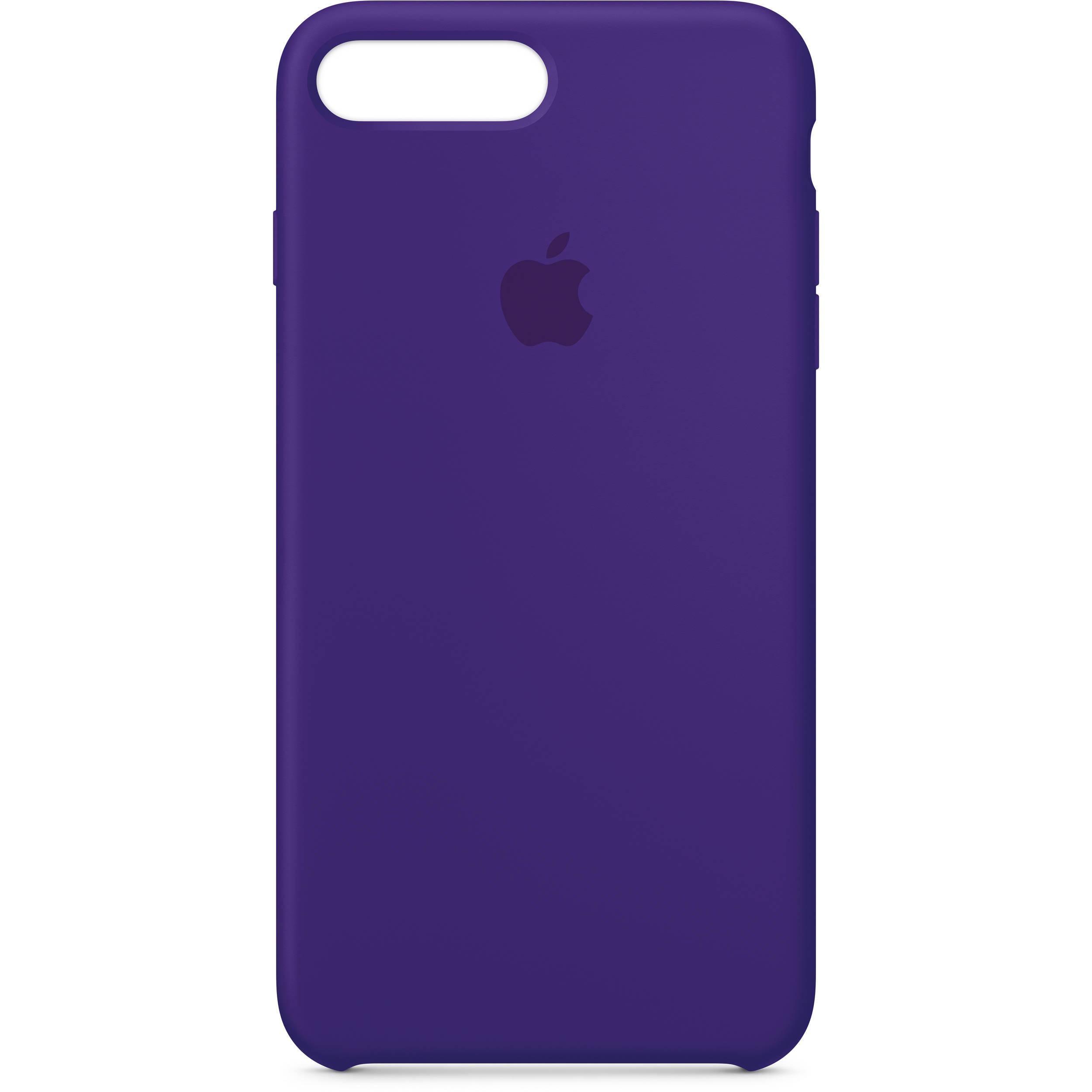 the best attitude b35f4 a39c1 Apple iPhone 7 Plus/8 Plus Silicone Case (Ultra Violet)