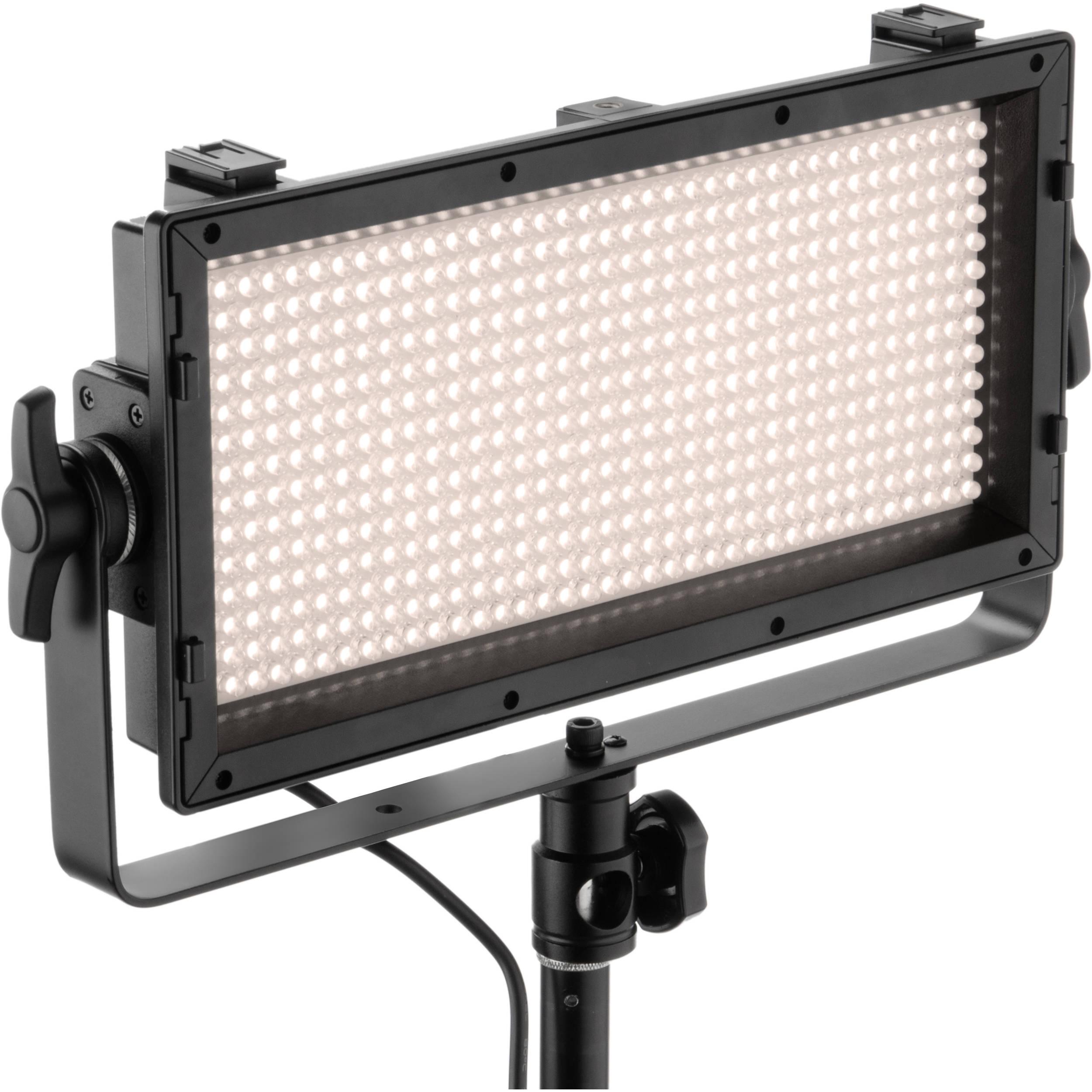 Genaray Spectroled Essential 500 Bi Color Led Light
