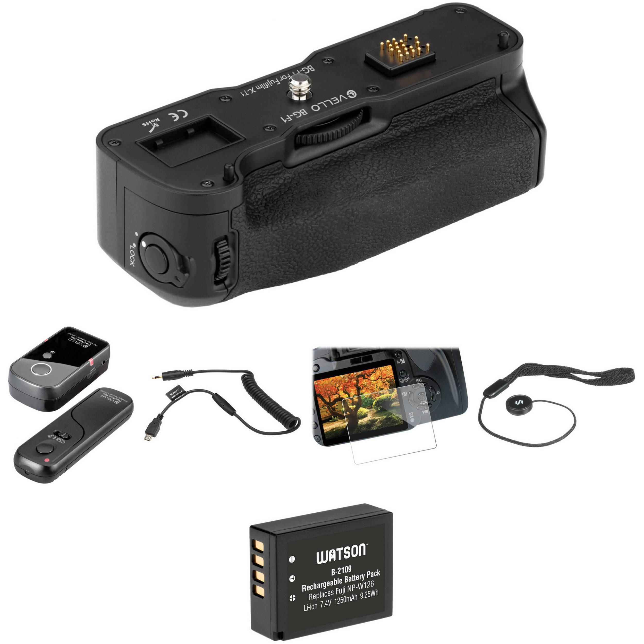 Electronics Power Packs T1i XTi XS & G10 Digital SLR Cameras XSi ...