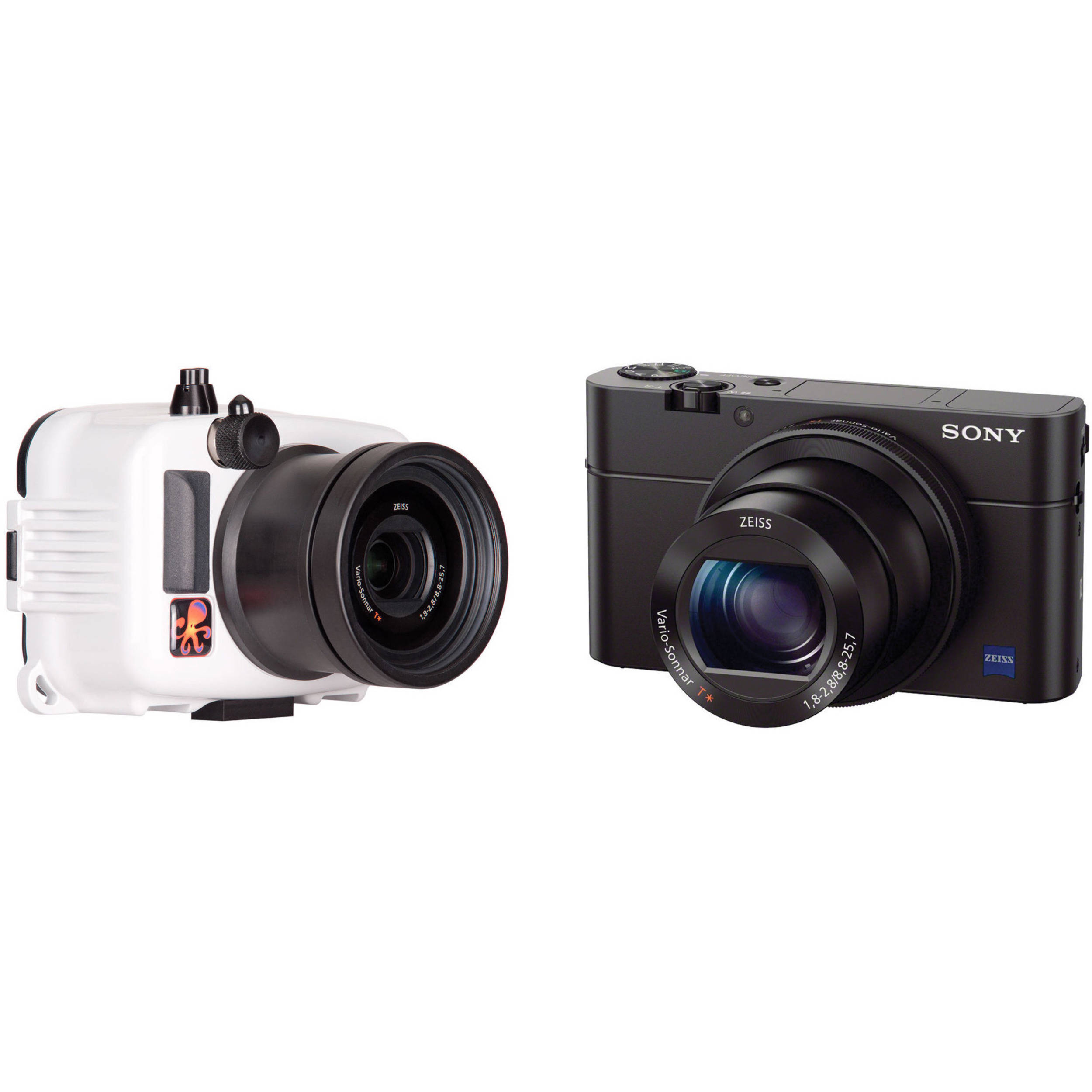 Ikelite Underwater Action Housing and Sony Cyber-shot RX100 III Camera Kit