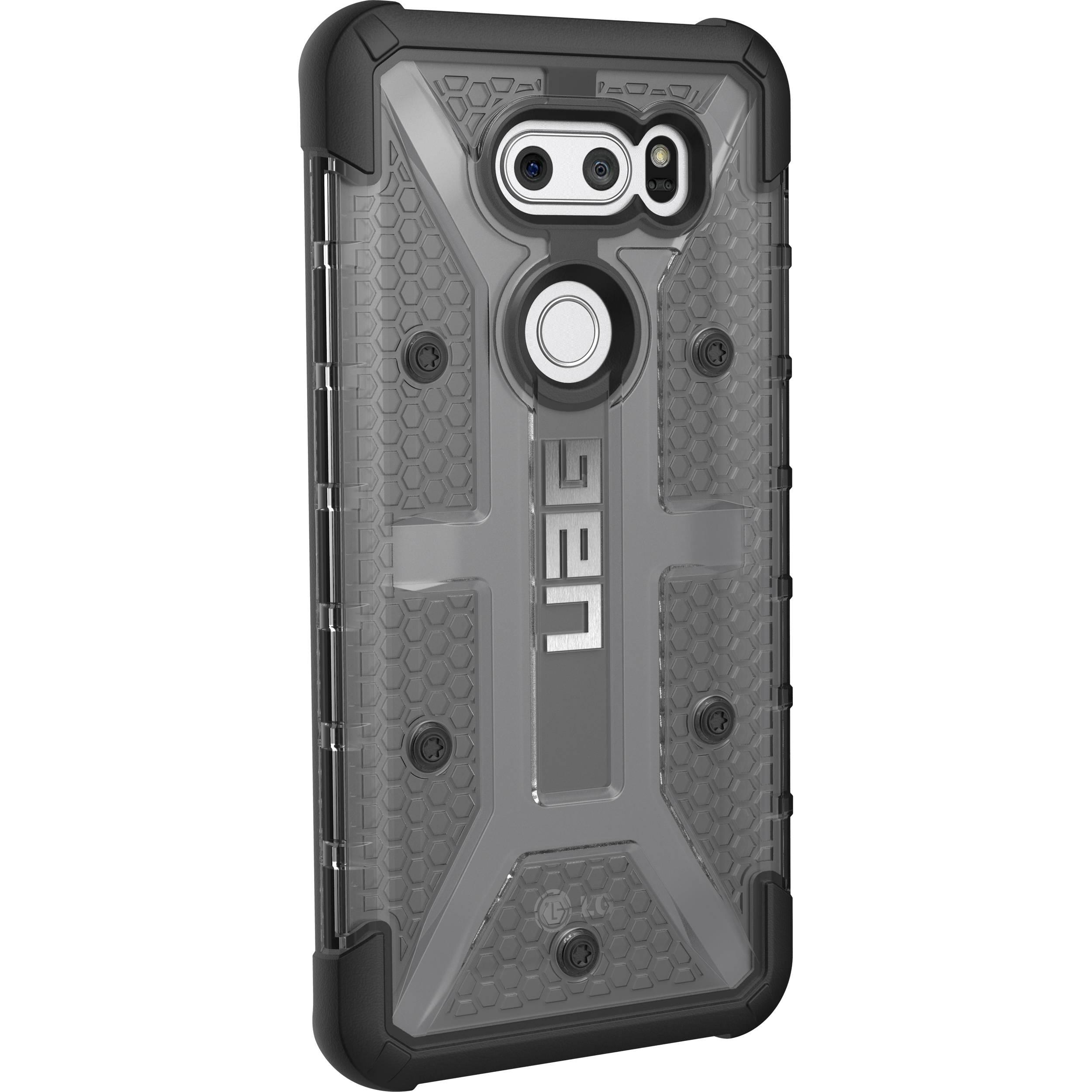 new style f95c0 d04b3 Urban Armor Gear Plasma Case for LG V30/V30+ (Ash)