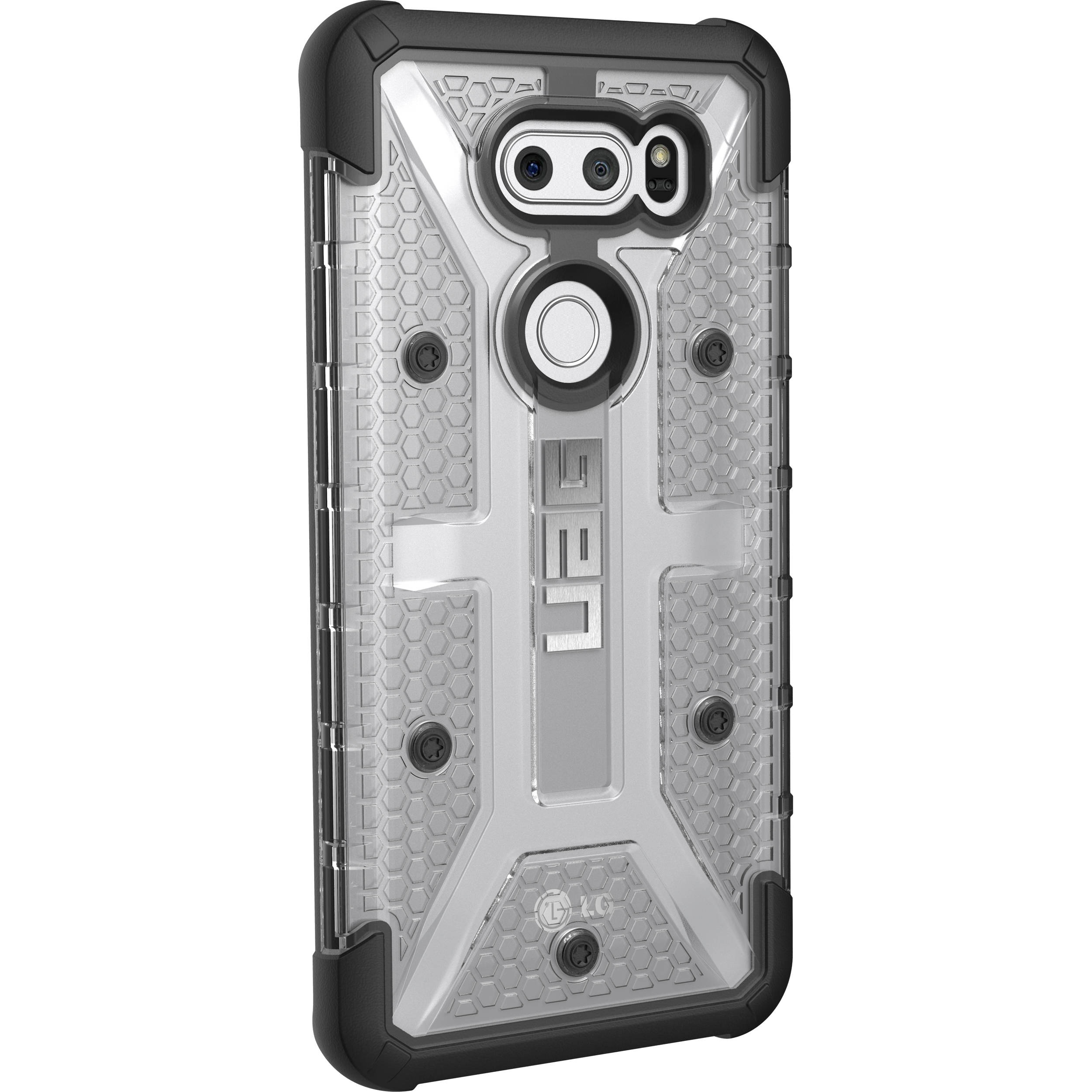 promo code 39ddc 3b3ad Urban Armor Gear Plasma Case for LG V30/V30+ (Ice)
