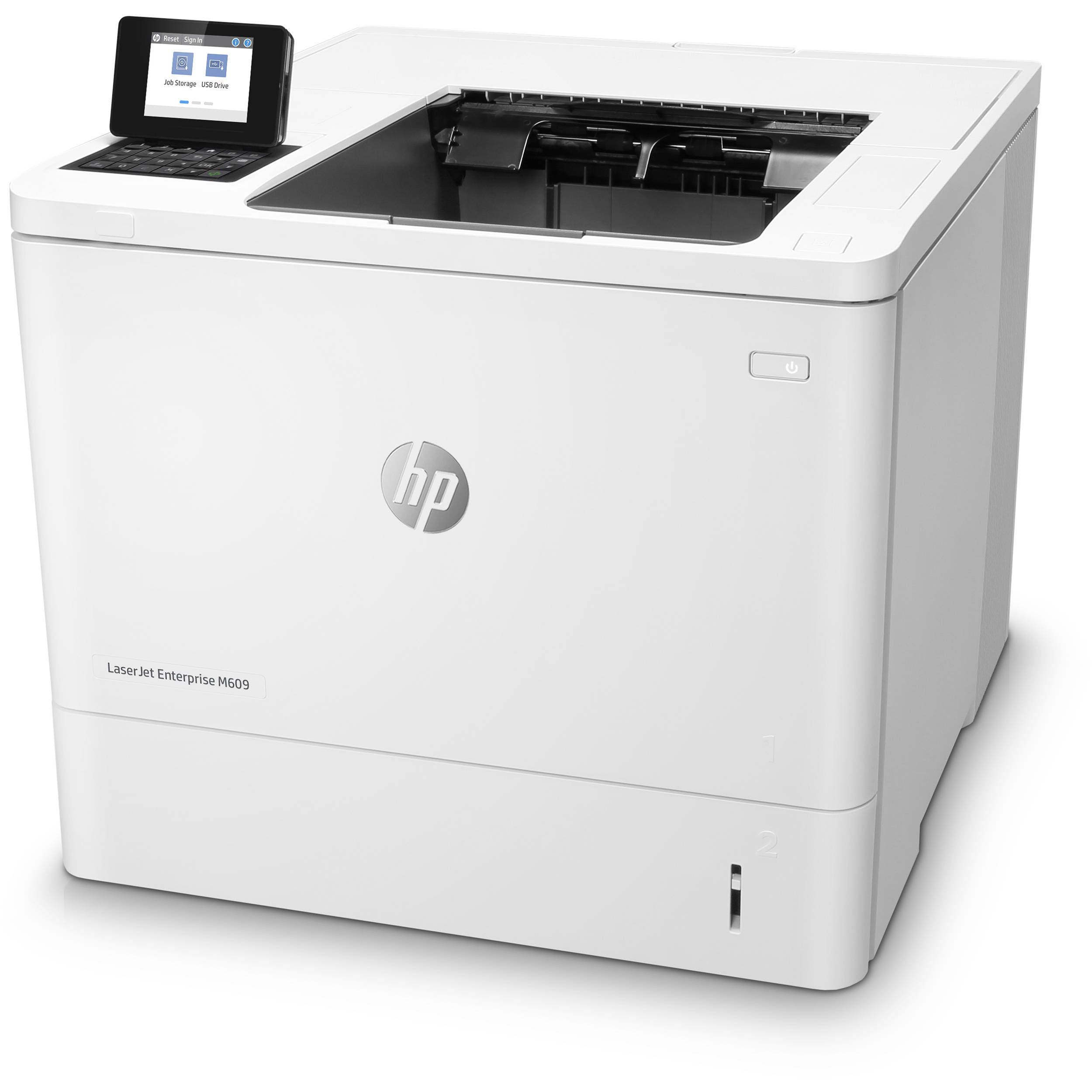 HP LaserJet Enterprise M609dn Monochrome Laser Printer