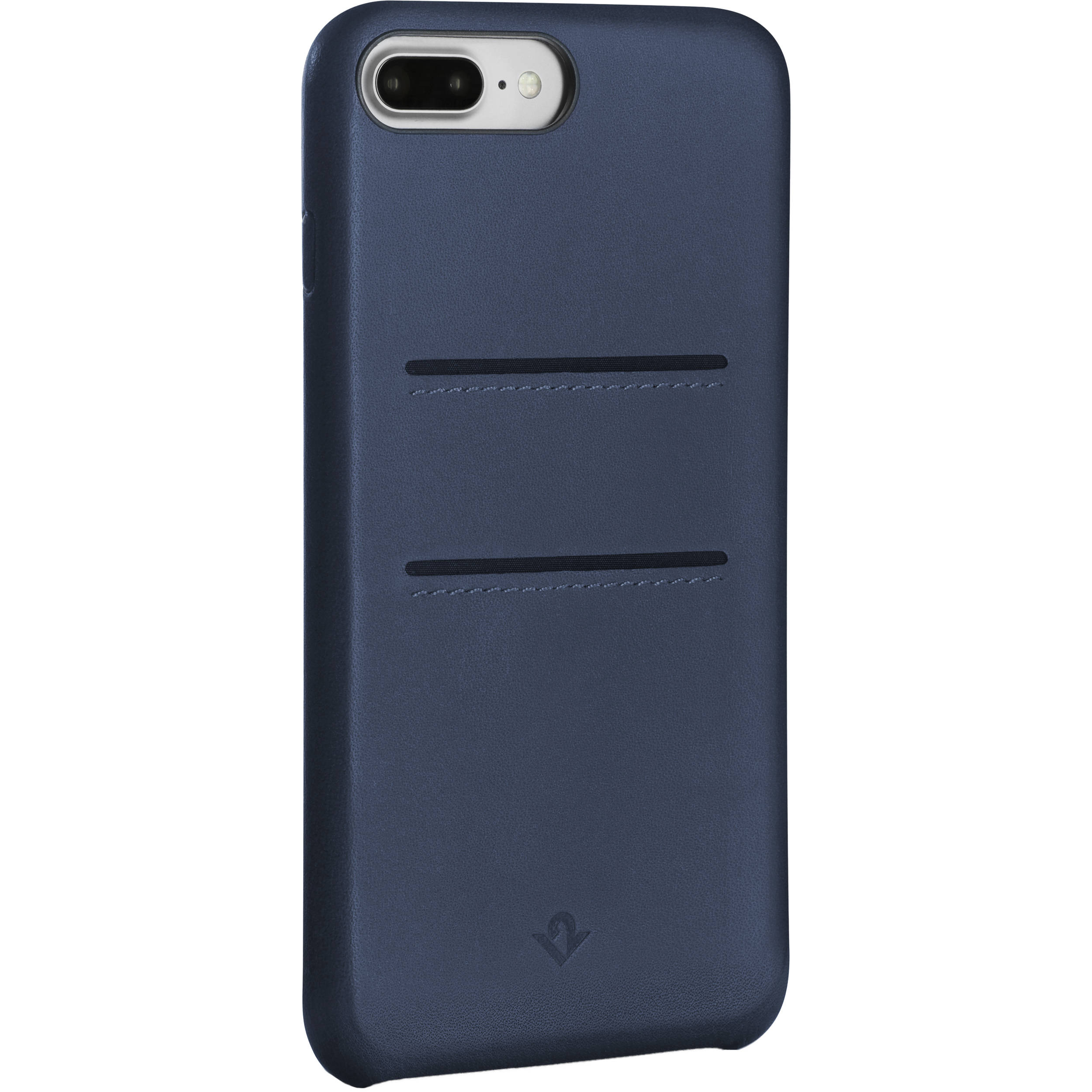 new concept 2b8b2 83c64 Twelve South Relaxed Leather Case with Pockets for iPhone X/Xs (Black)