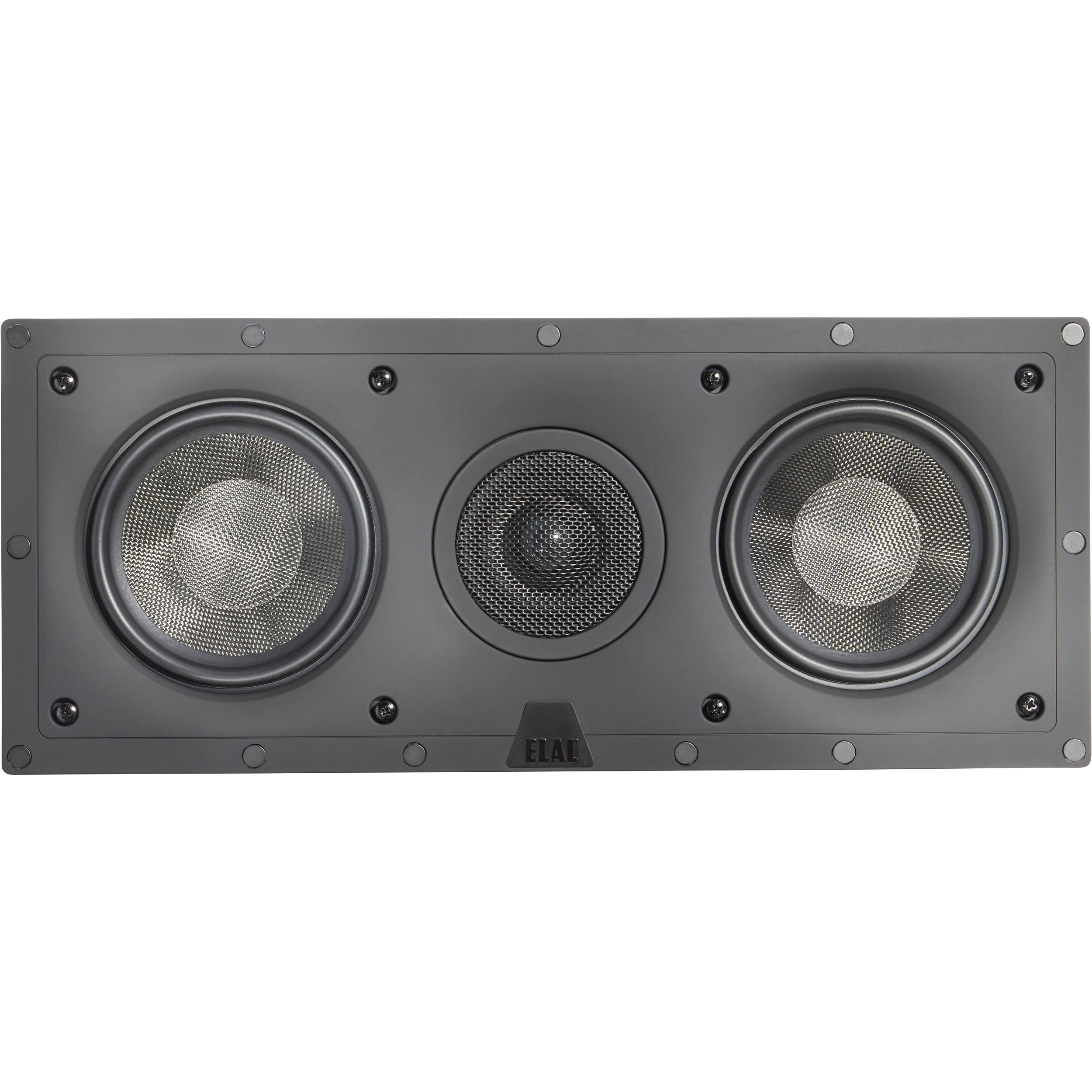 Elac Debut Series Iw Dc51 In Wall Center Channel Speaker