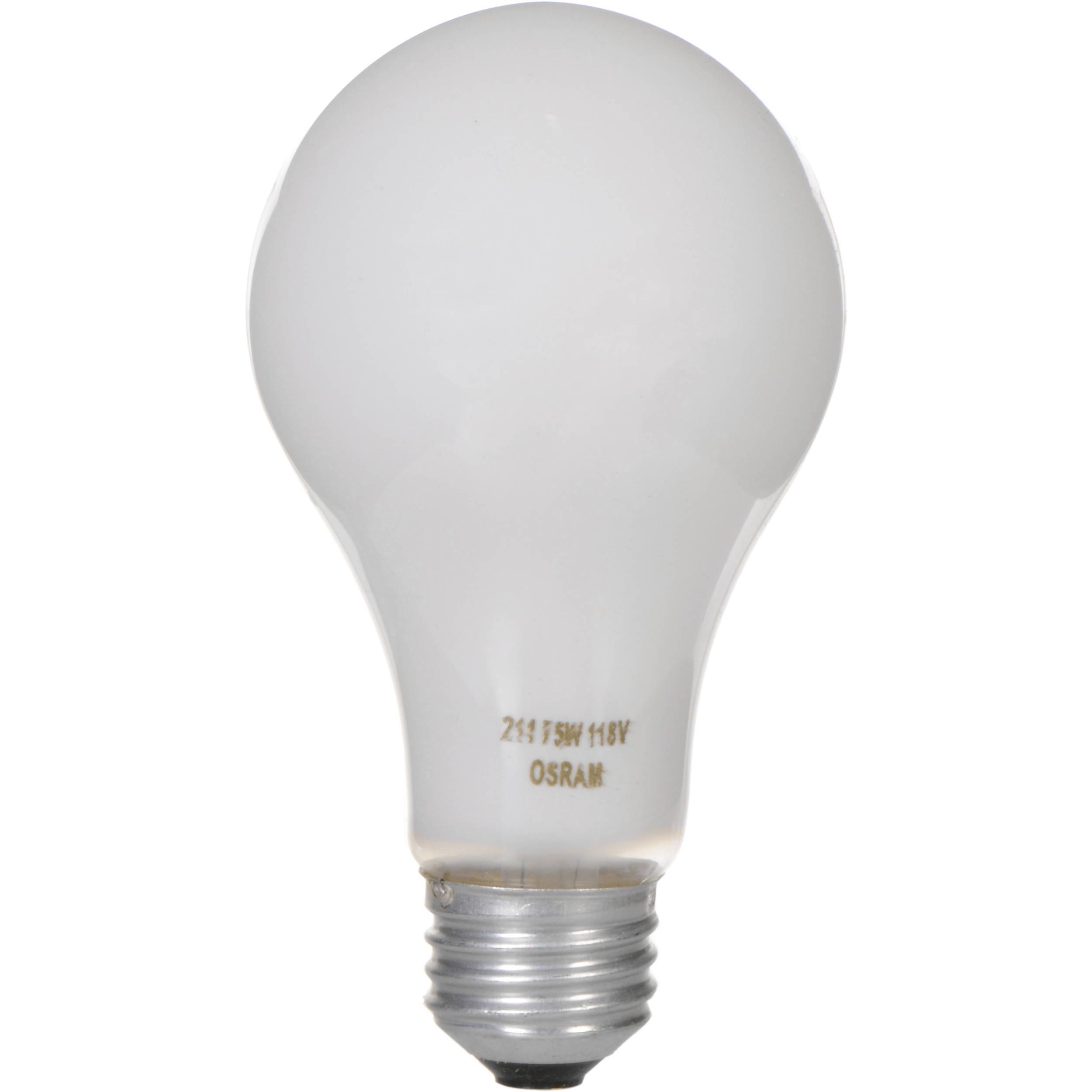 Sylvania Osram 211 75w 120v Lamp