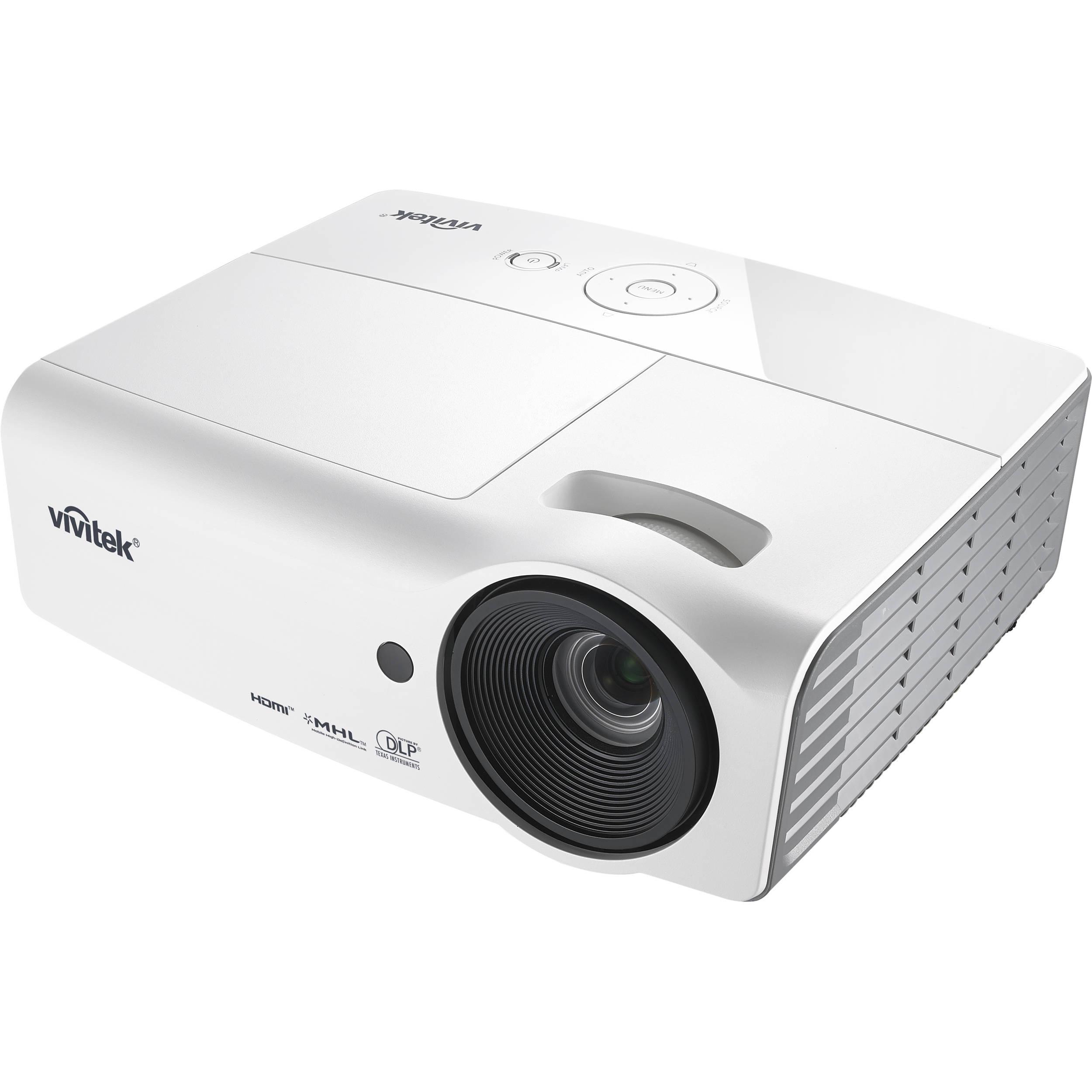 Vivitek DX831 5000-Lumen XGA DLP Projector