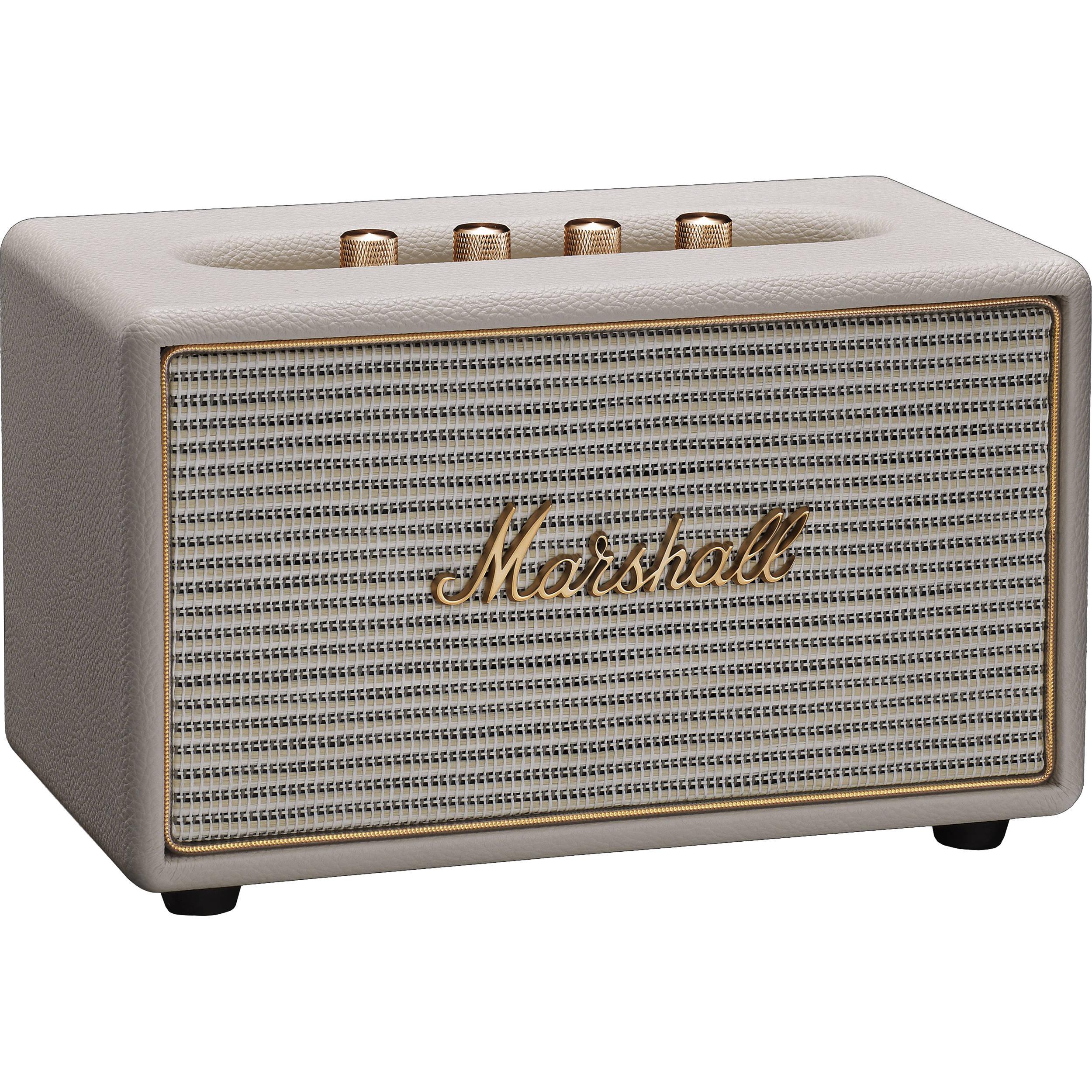 Marshall Acton Multi-Room Wireless Speaker System (Cream)