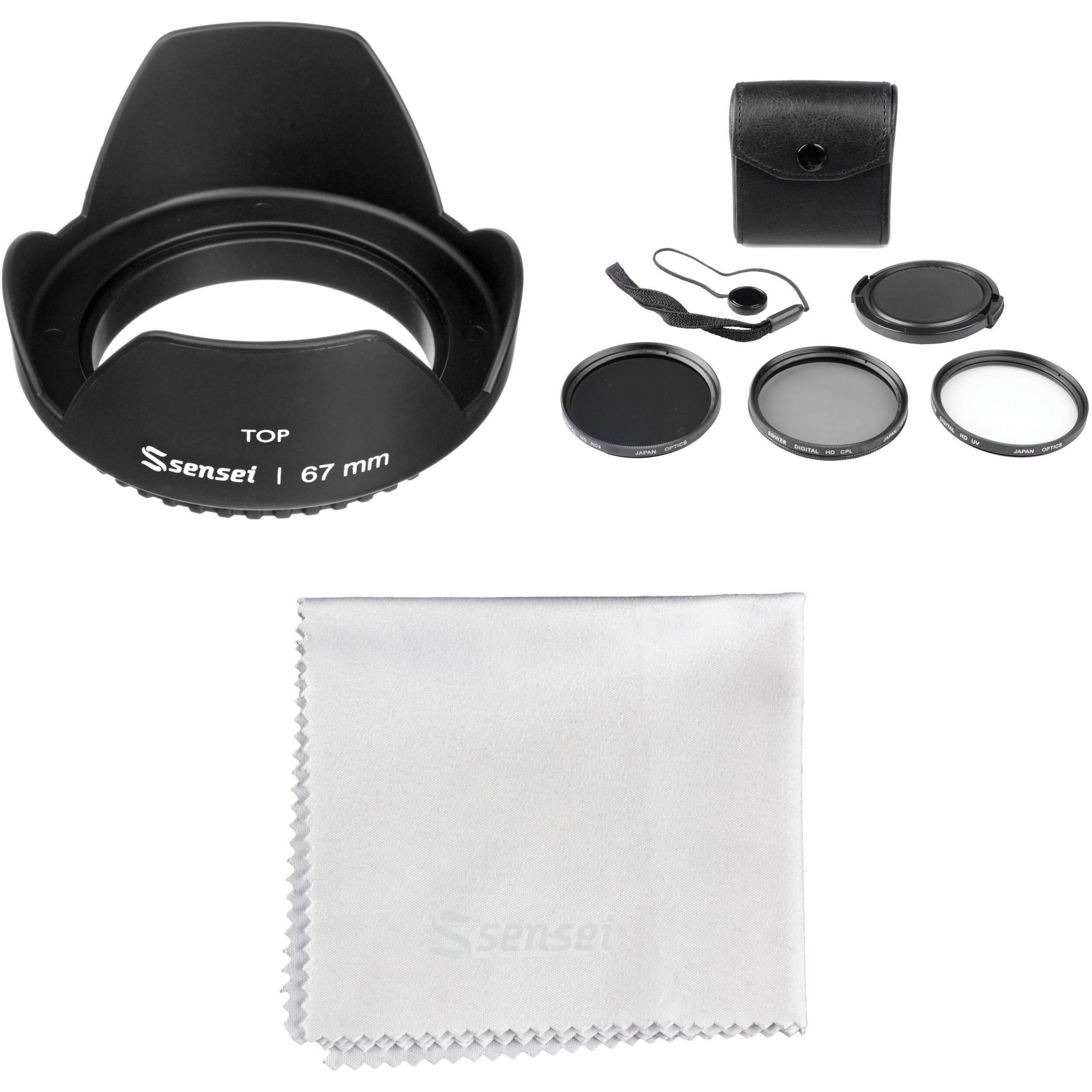 Bower 67mm Lens Hood