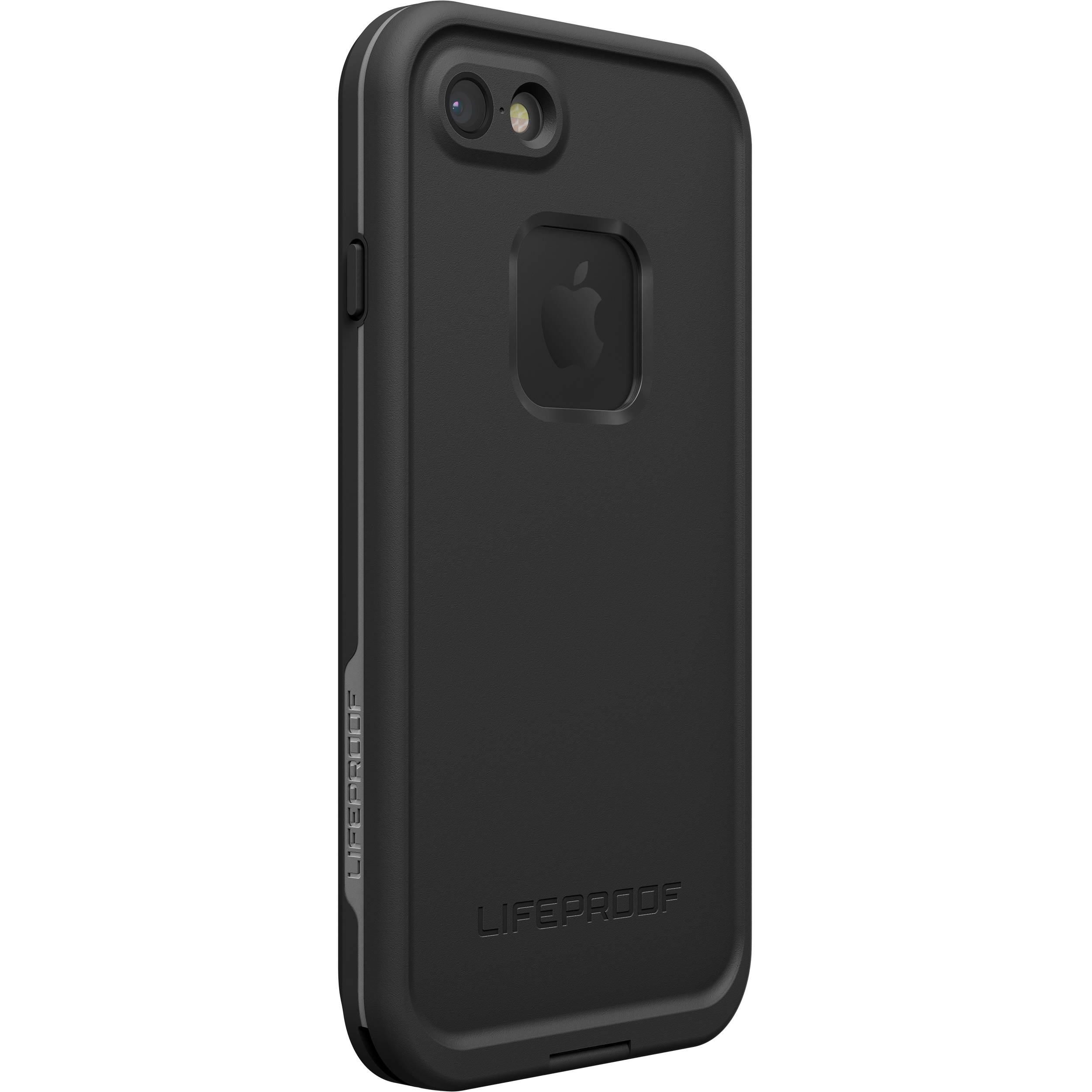 detailed look 448ea 37be4 LifeProof frē Case for iPhone 7 (Asphalt Black)