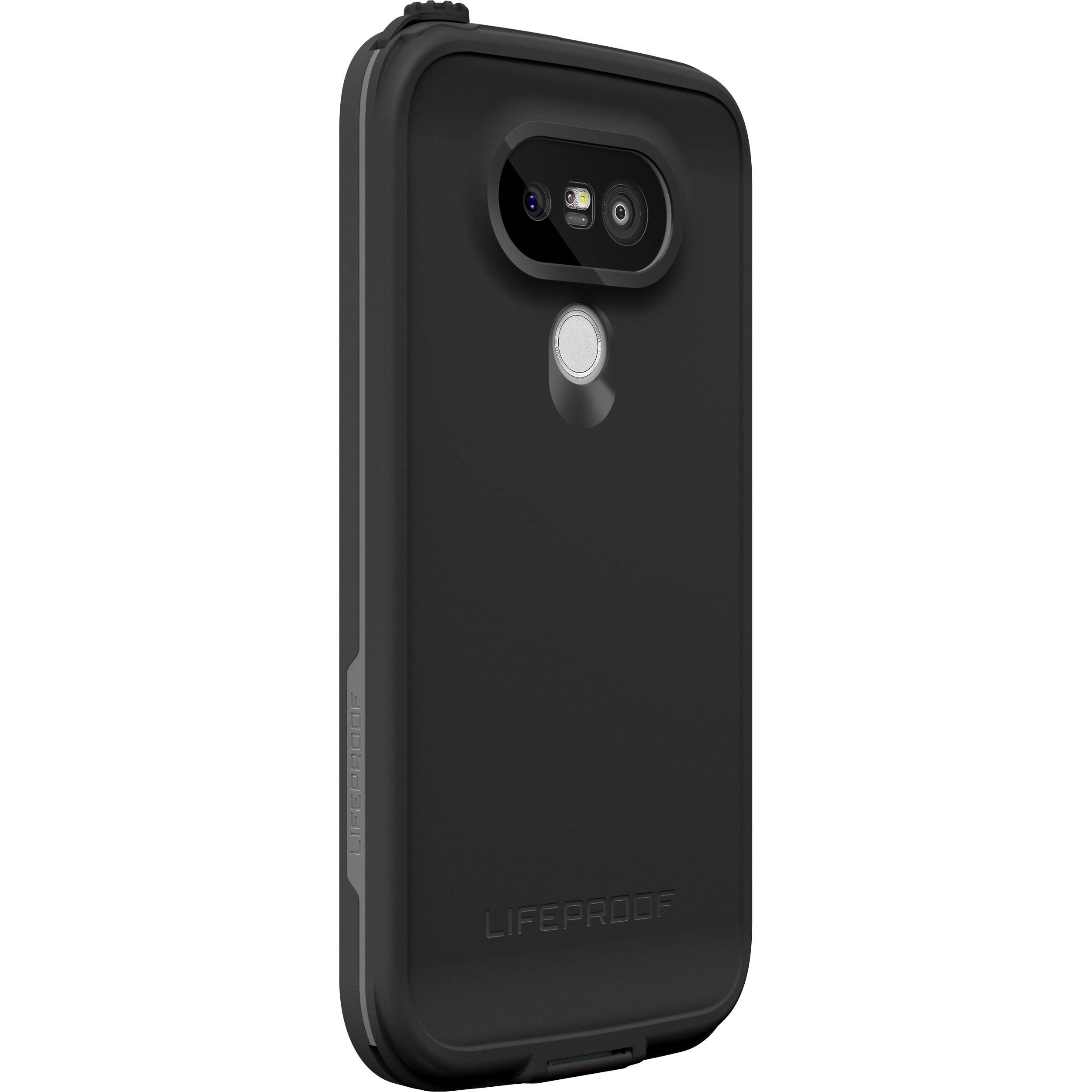 free shipping 89fec d9b26 LifeProof frē Case for LG G5 (Black)