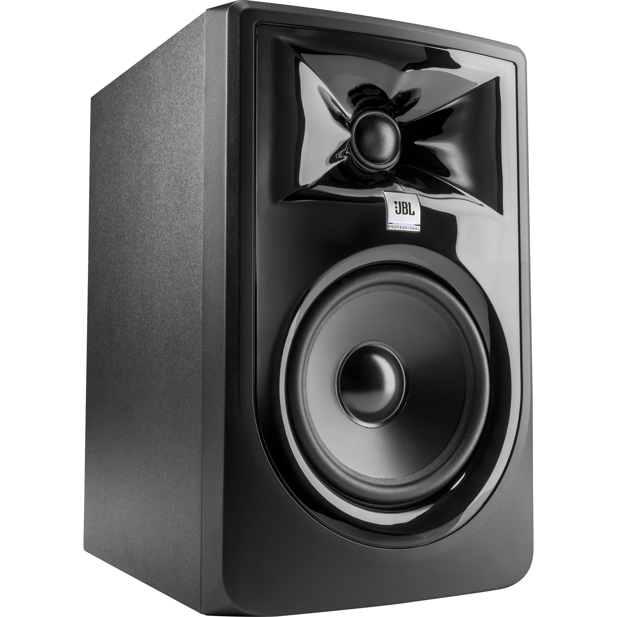 JBL 305P MkII - Studio Monitor Kit with Powered Subwoofer, Cables, and  Isolation Pads