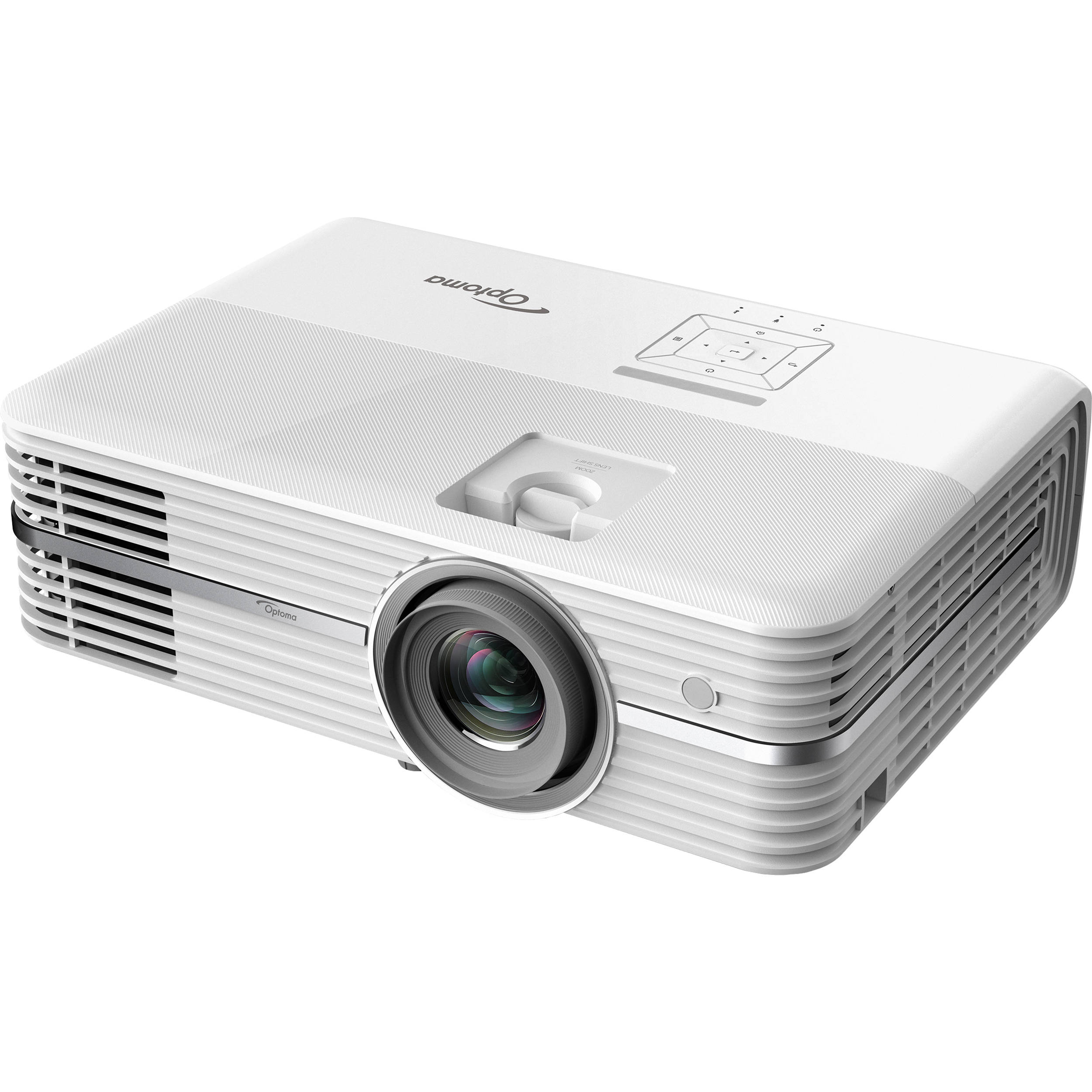Optoma Technology UHD50 XPR UHD DLP Home Theater Projector UHD50